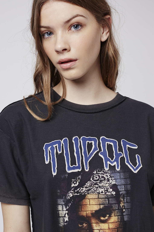 4517c5b270c Tupac Shirts Women