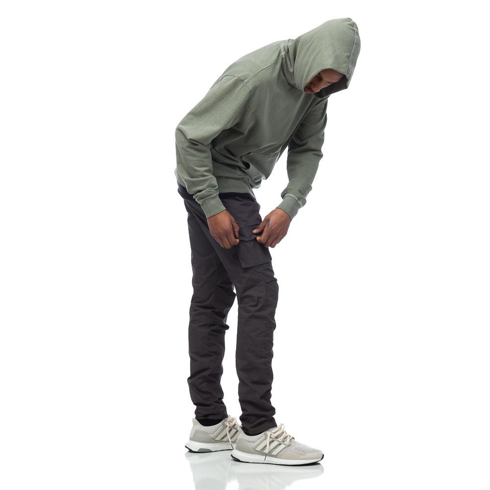 John elliott Cargo Pants In Charcoal in Gray for Men | Lyst
