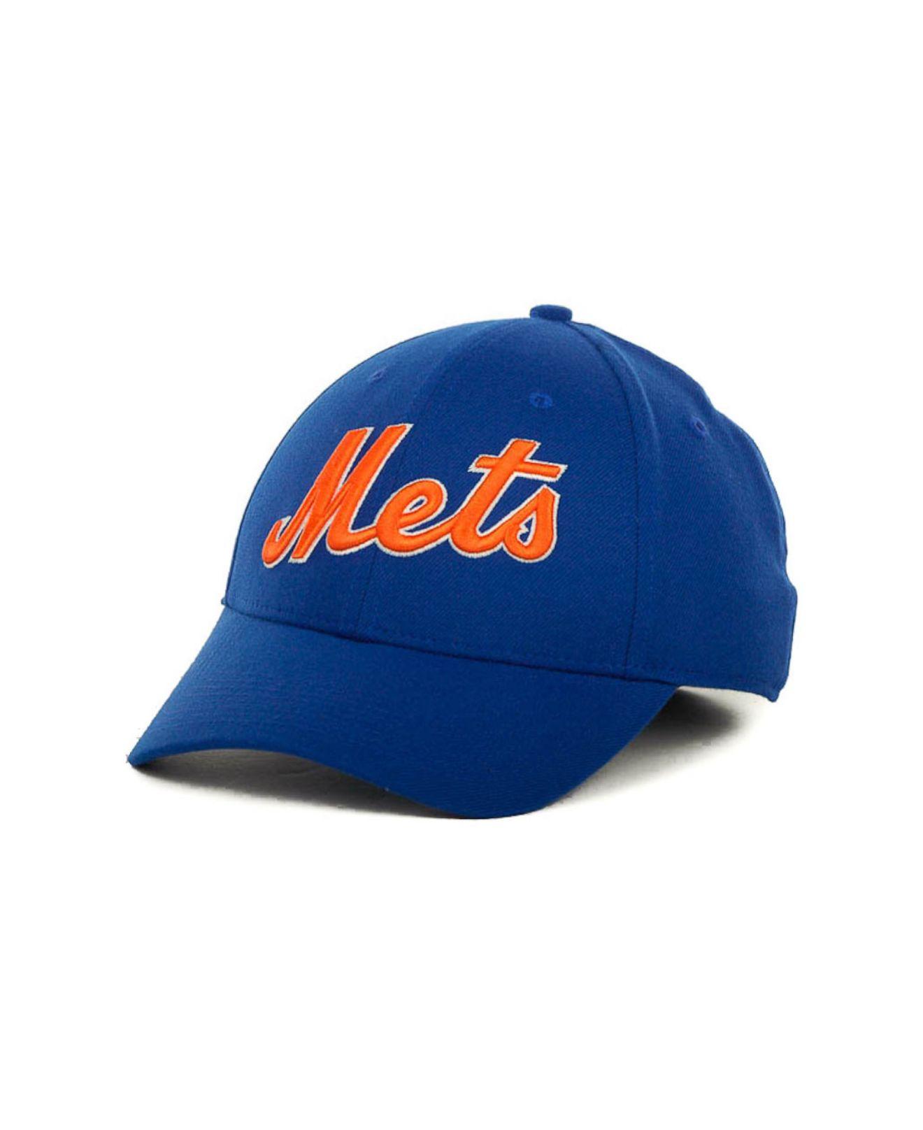 Lyst - Nike New York Mets Dri-fit Swoosh Flex Cap in Blue for Men e5c05c0b6669