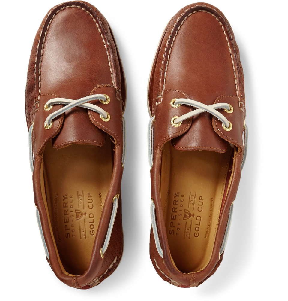 The Gold Cup Collection - The Official Sperry Blog |Sperry Gold