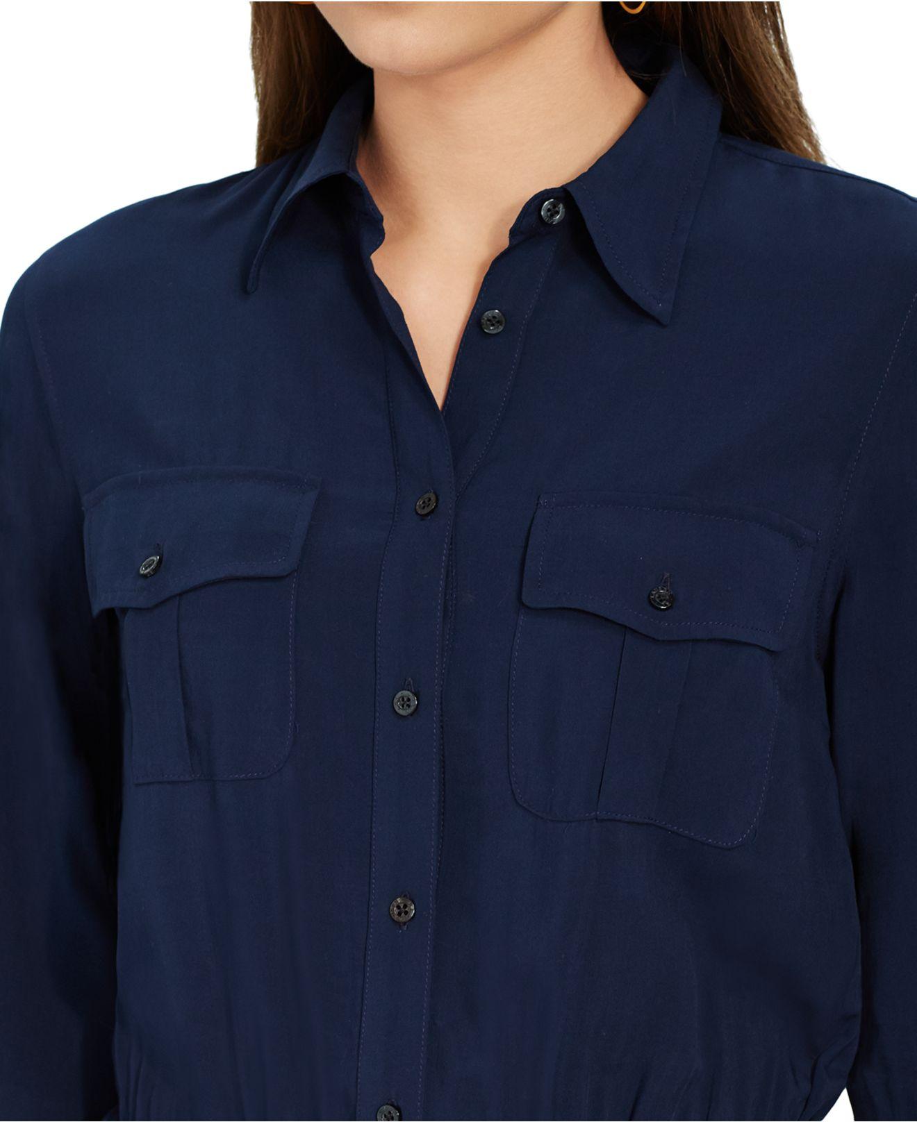 ralph laurens shirts blue men lauren ralph dresses petite