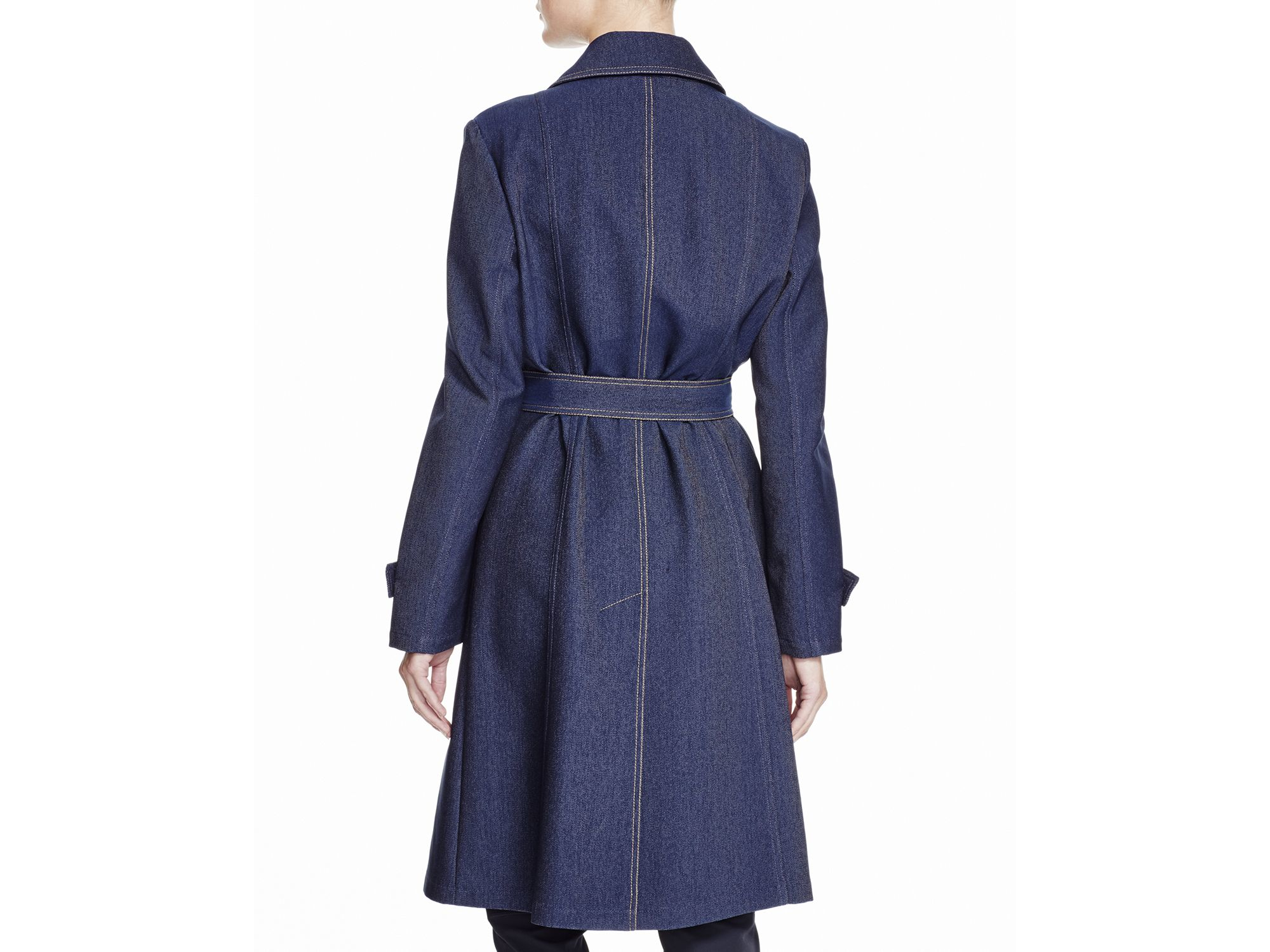 Shop the Women's Denim Trench Coat at whomeverf.cf and see the entire selection of Women's Jackets. Free Shipping Available.