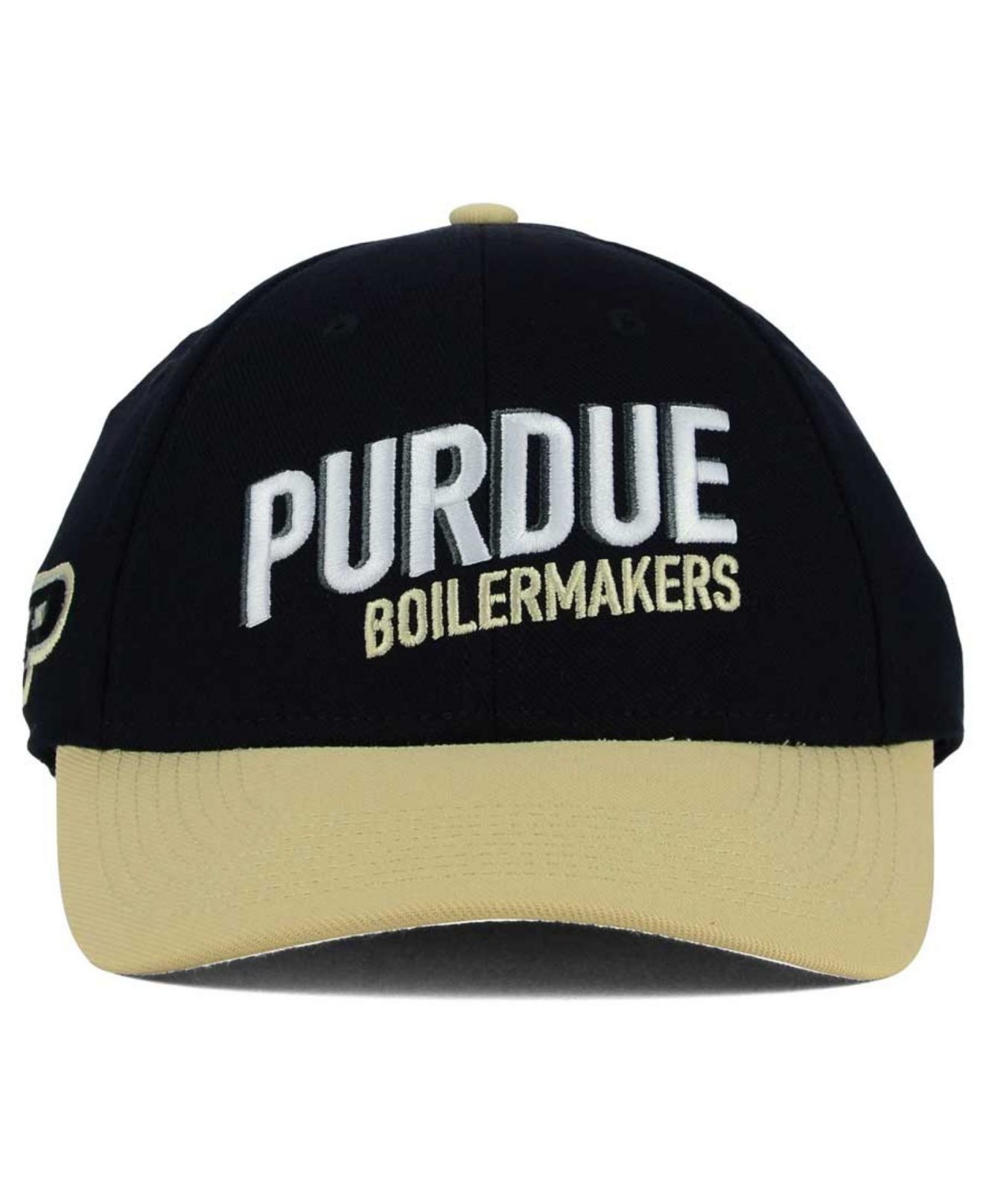 68111dfef32 Lyst - Nike Purdue Boilermakers L91 Swooshflex Cap in Gray for Men