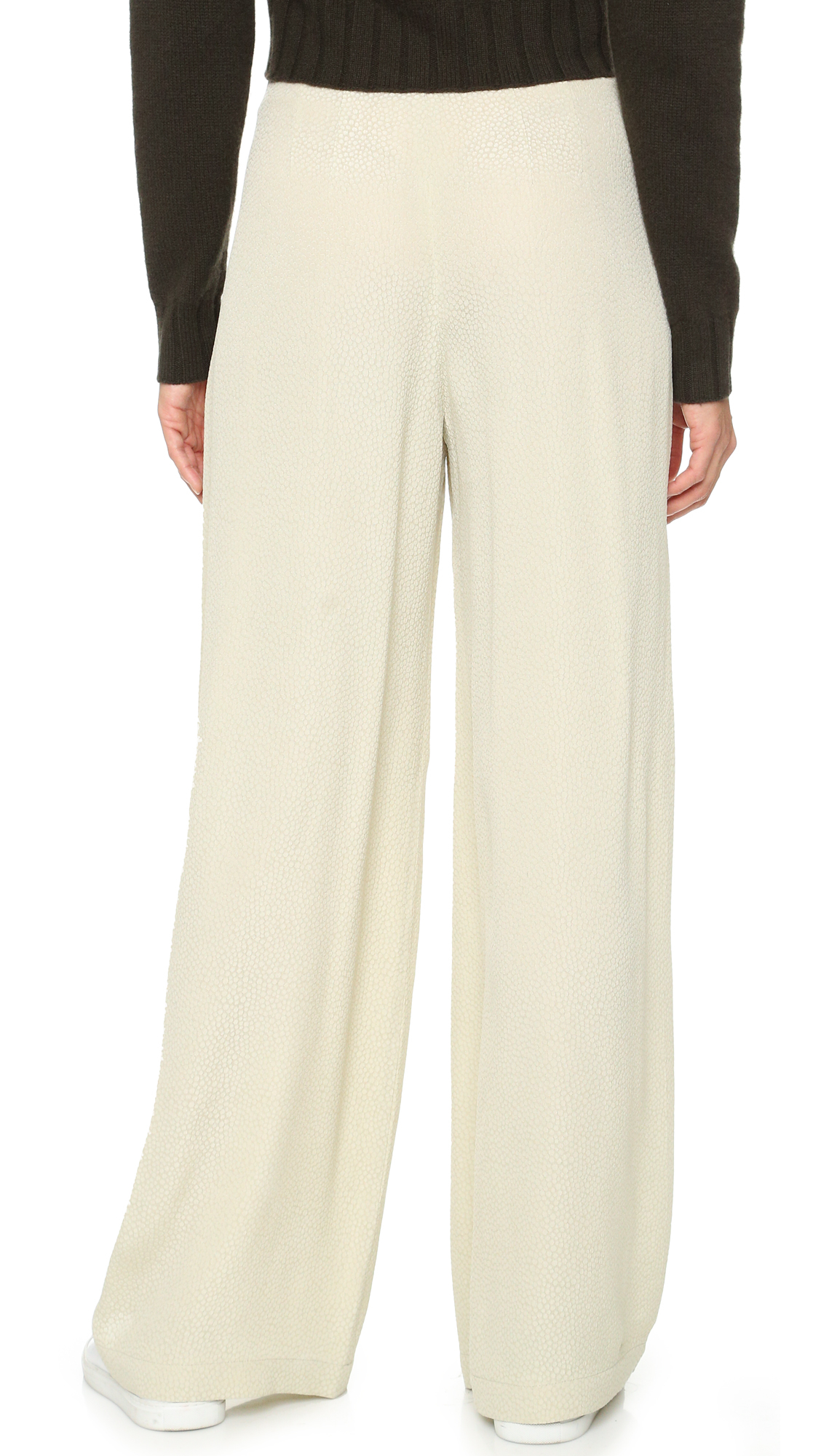 TROUSERS - Casual trousers Rodebjer Dfx0ksc4e
