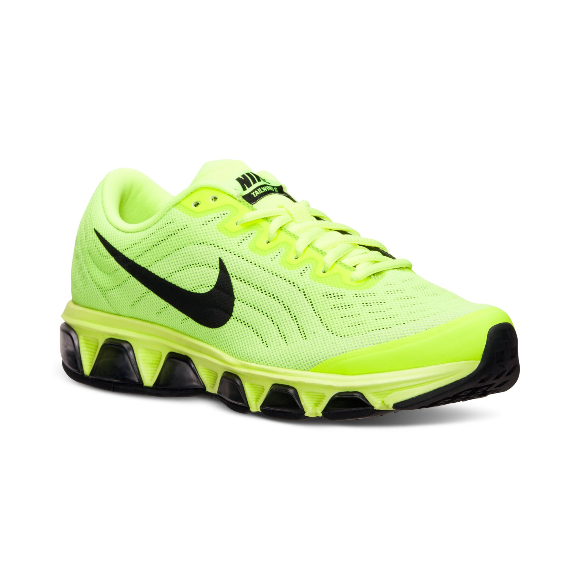 the best attitude 6648f d74f9 Nike Mens Air Max Tailwind 6 Running Sneakers From Finish Line in ...