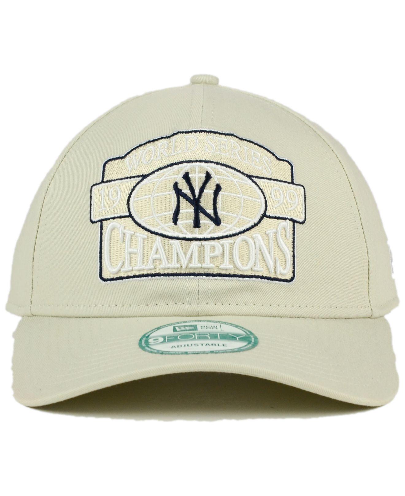 Lyst - KTZ New York Yankees 1999 World Series Champ Anniversary ... 82c1aeb520e