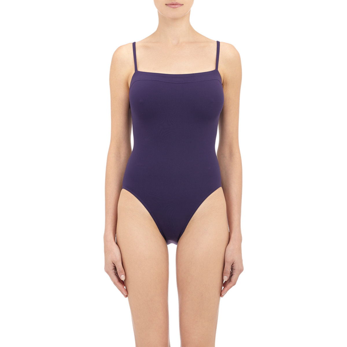 Lyst Eres Women S Aquarelle One Piece Swimsuit In Blue