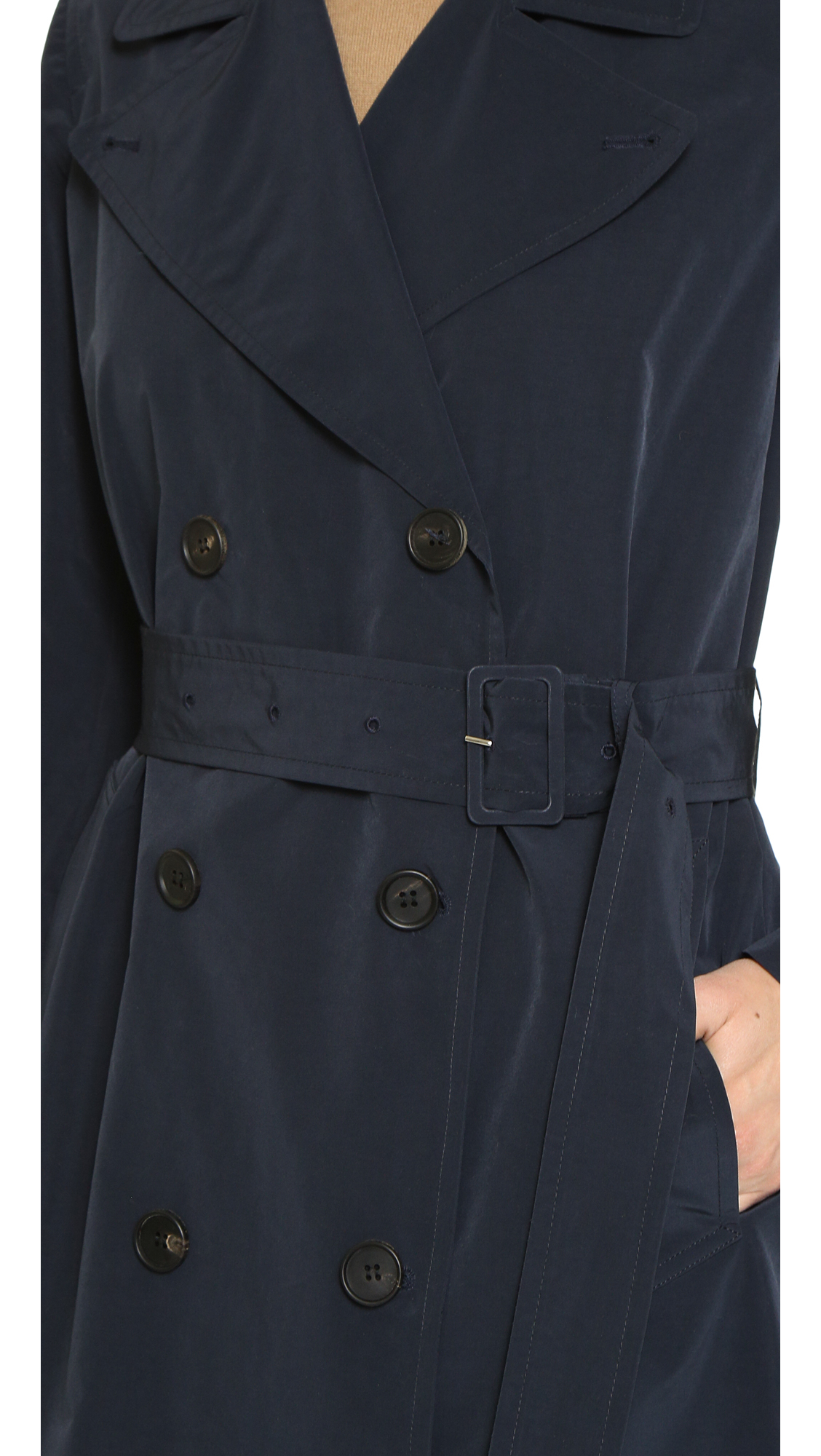 results for navy blue trench coat Save navy blue trench coat to get email alerts and updates on your eBay Feed. Unfollow navy blue trench coat to stop getting updates on your eBay Feed.