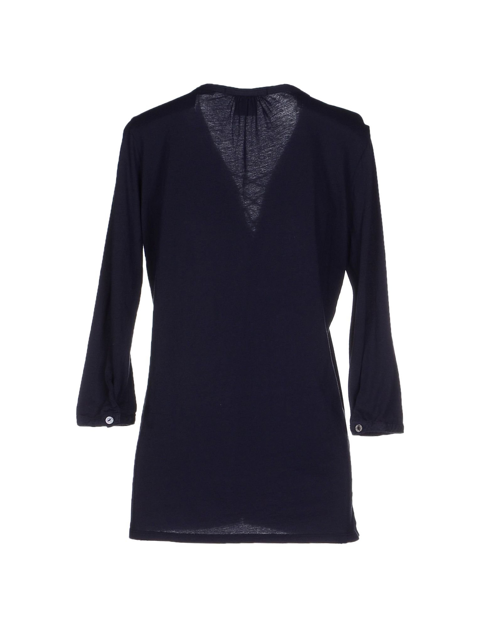 Lyst maison scotch t shirt in blue for About maison scotch