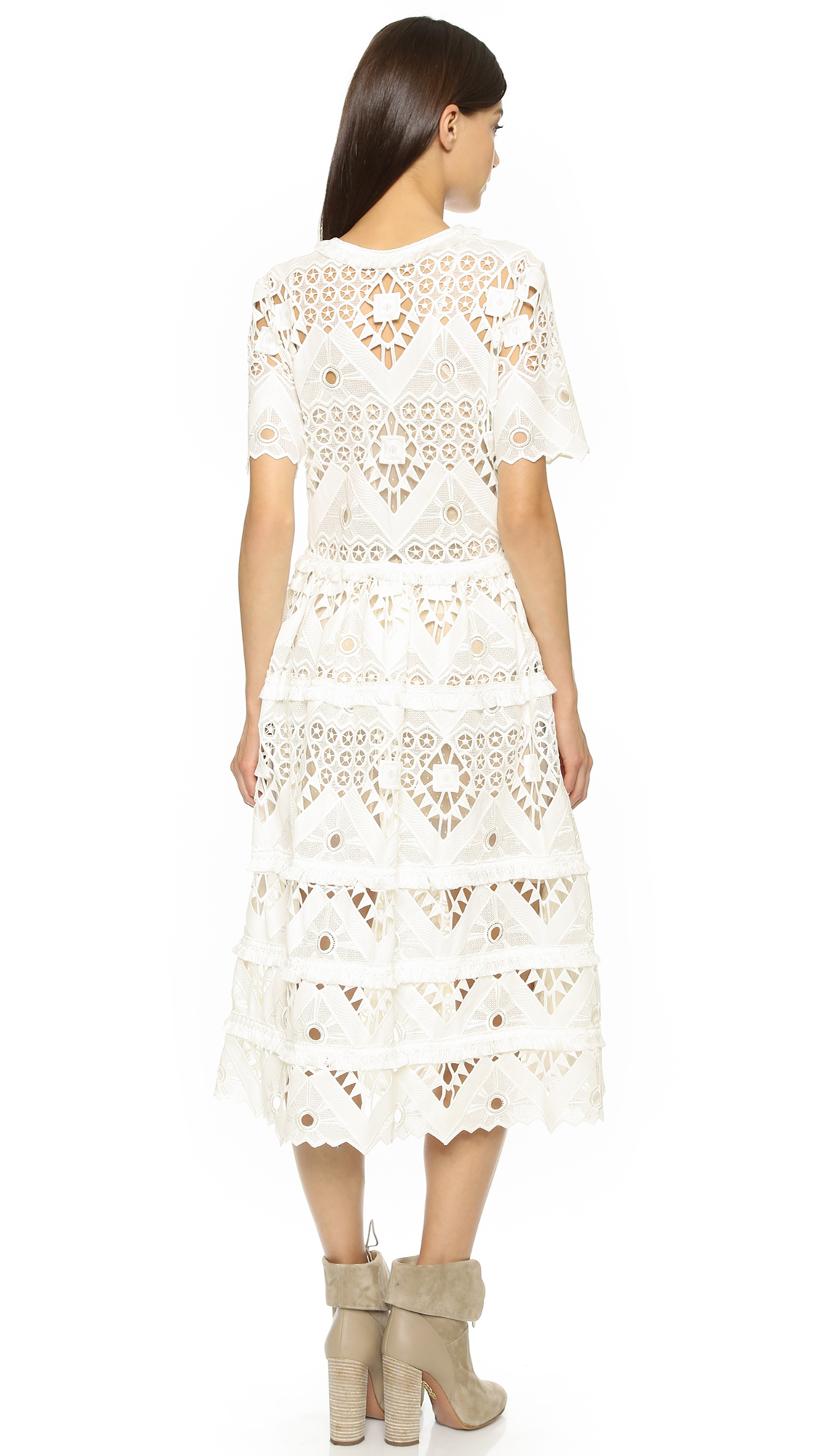 f89c564ae32a Gallery. Previously sold at: Shopbop · Women's Crochet Dresses