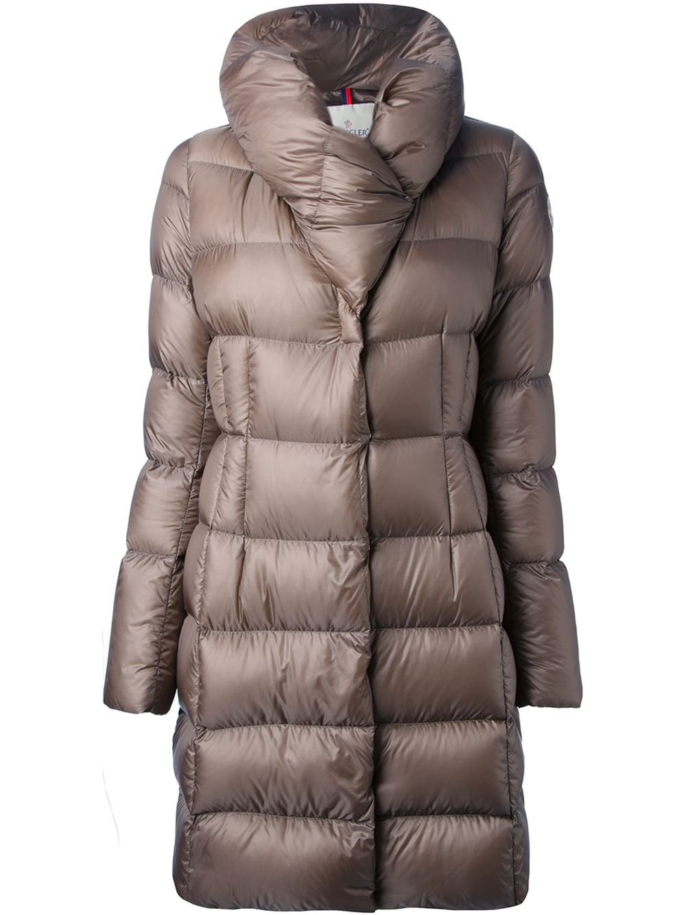 moncler flammette down coat