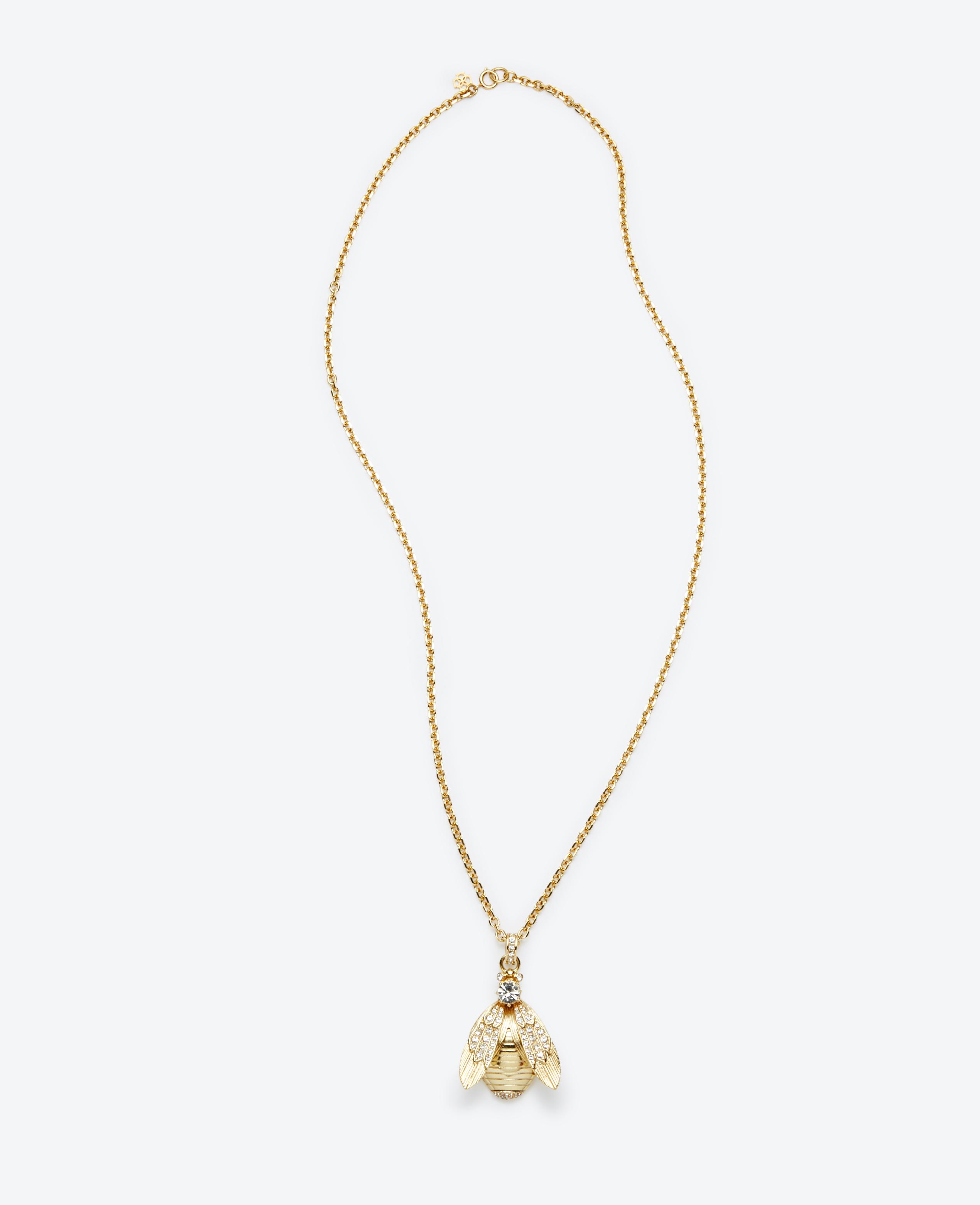 ANN TAYLOR Resin Metal Stud Necklace 9SRHeDGC0Q