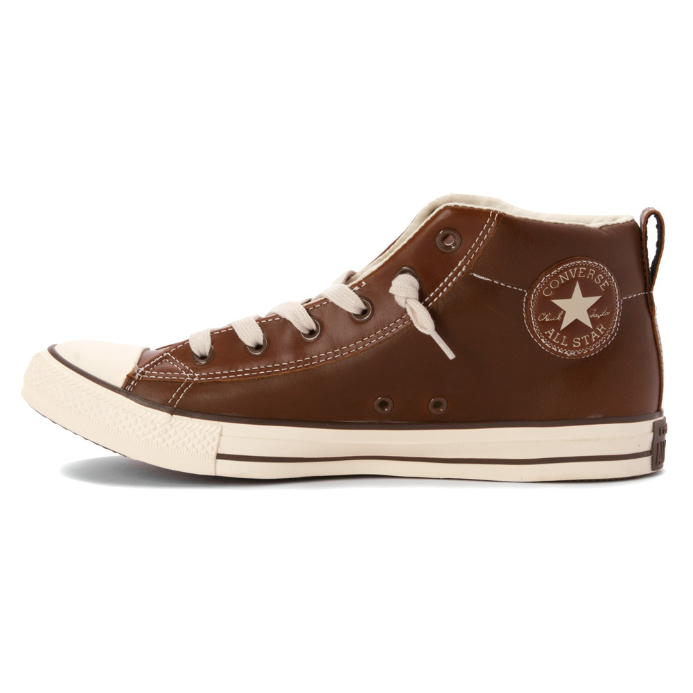 Converse Chuck Taylor Leather Brown
