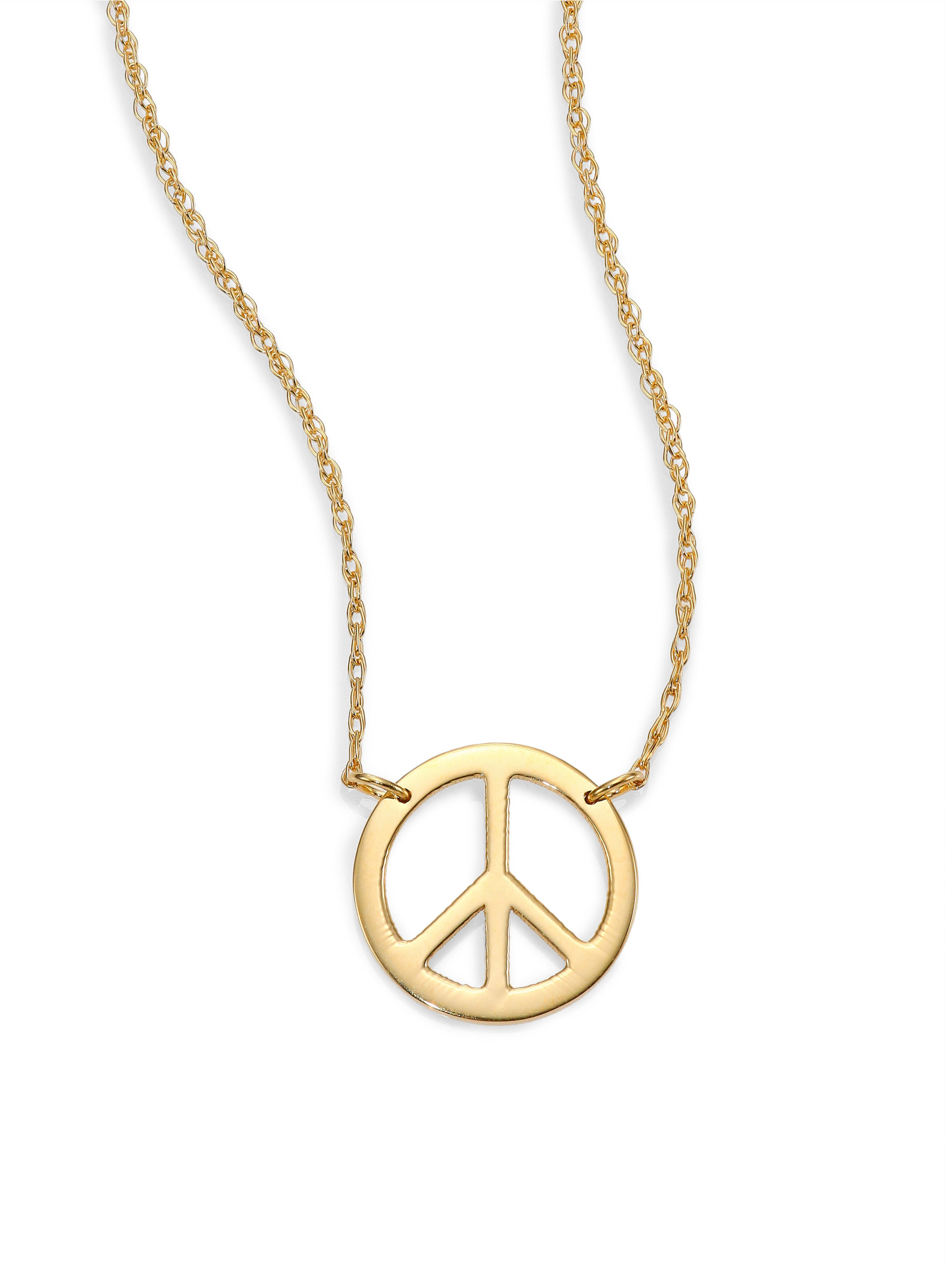 spoon peace product pendant