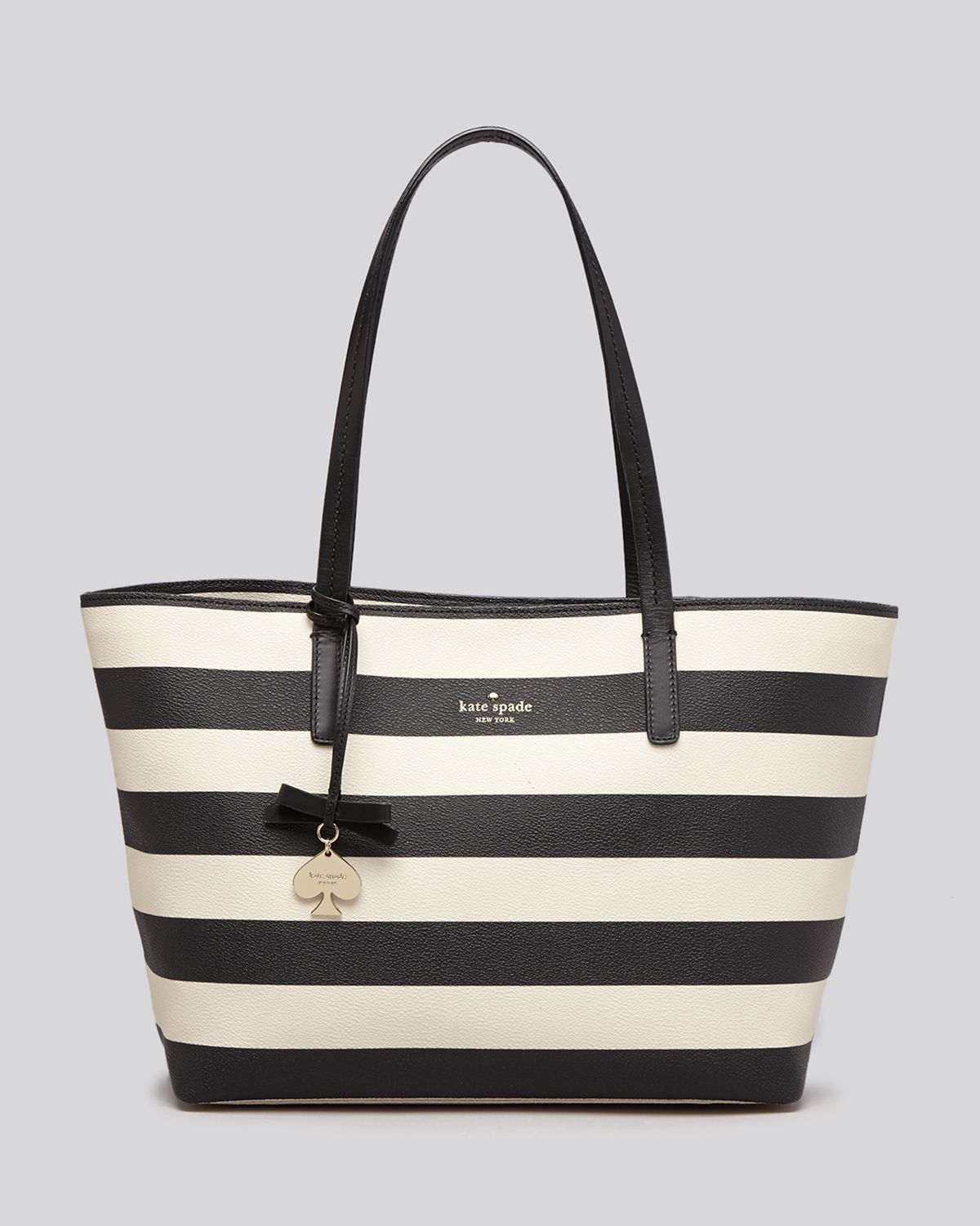Kate Spade is a high-end designer clothing and accessories brand. Whether you're looking for a Kate Spade handbag, wallet, diaper bag or a stylish new pair of shoes, you'll always find on-trend looks from the New York designer.