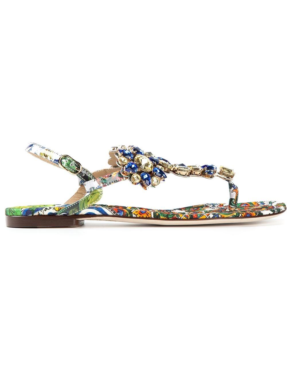 Dolce & Gabbana Thong sandals GPzZnq