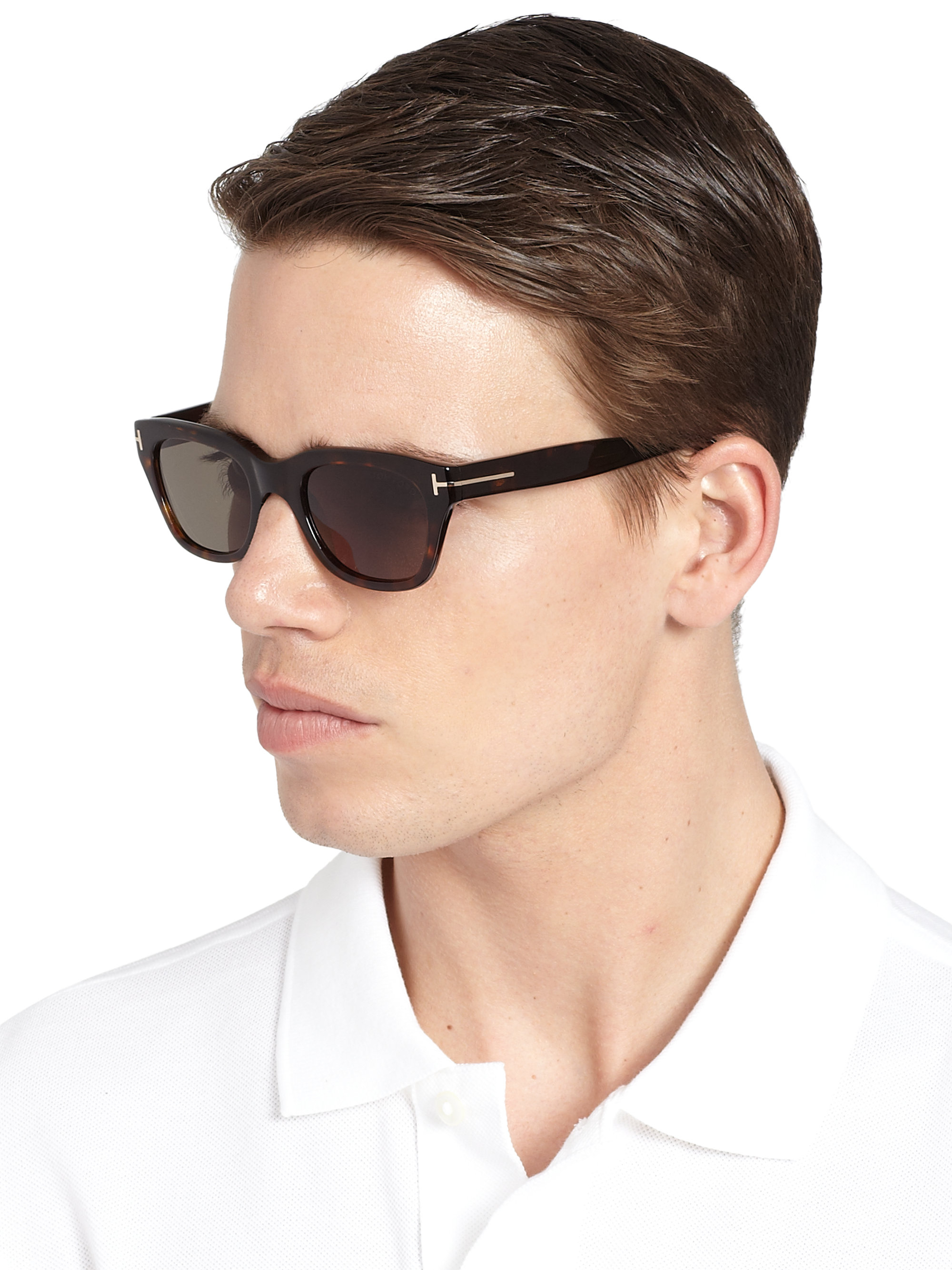 6d977b2ad19 Tom Ford Sunglasses Snowdon Brown - Bitterroot Public Library