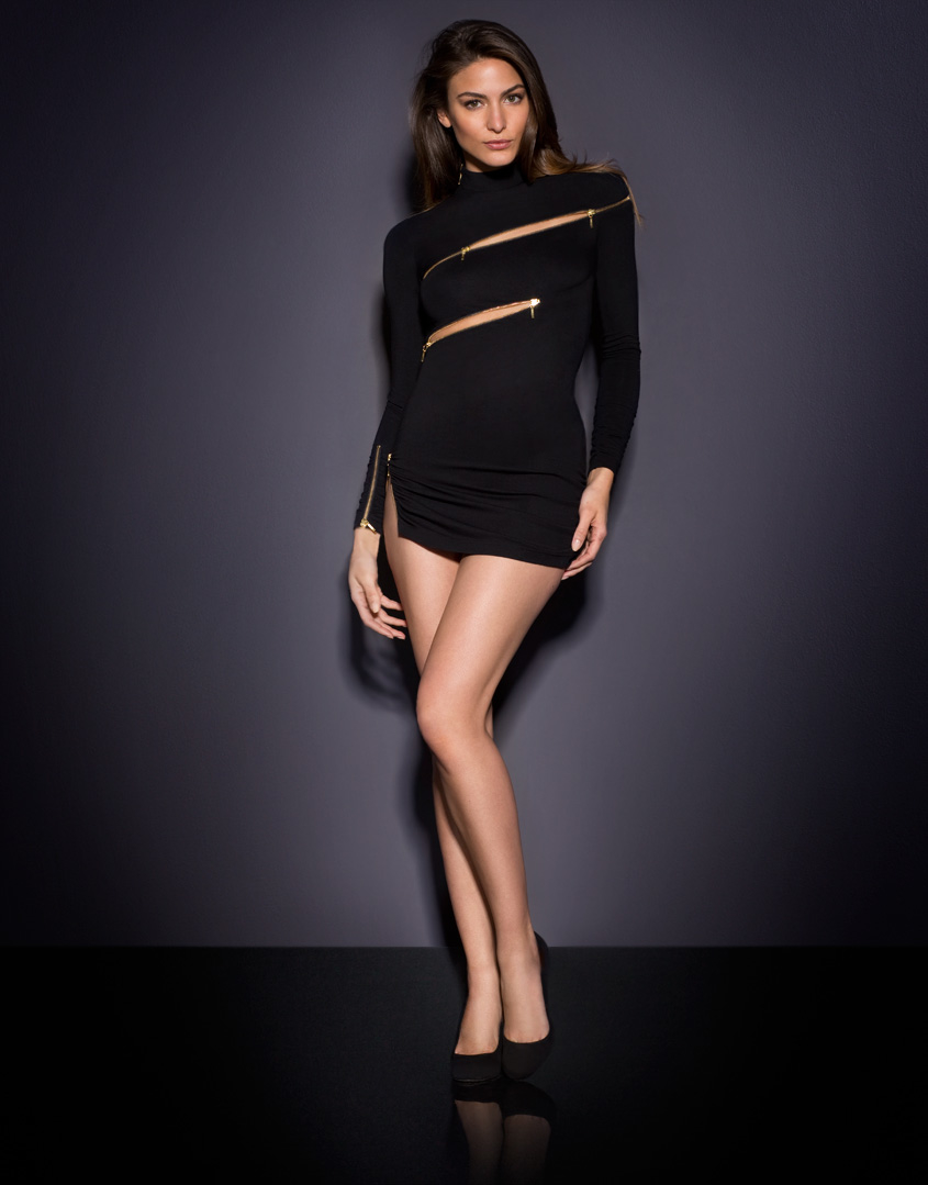 Agent provocateur Maxene Dress Black in Black