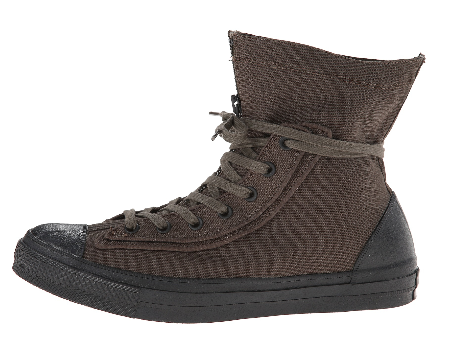 Converse Chuck Taylor 174 All Star 174 Combat Boot X Hi In Brown