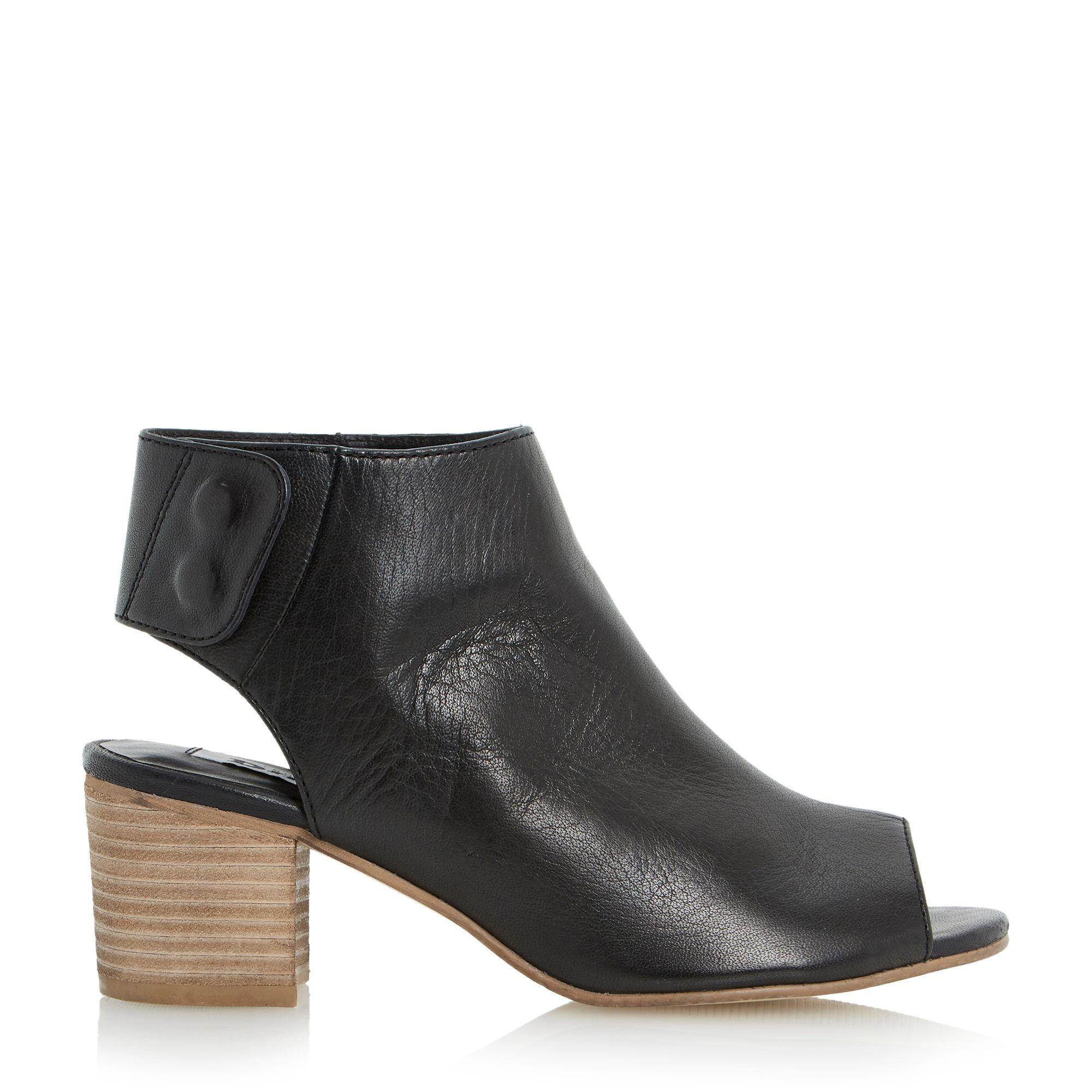 dune joanna softy shoe boot in black lyst