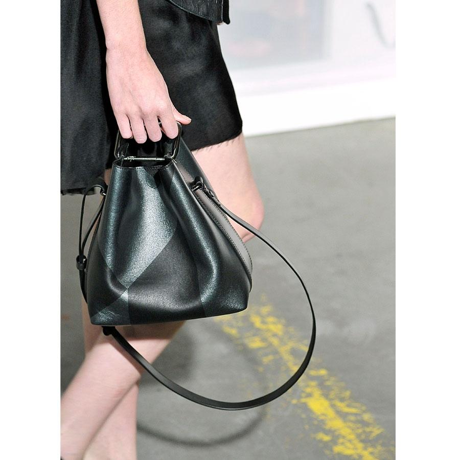 e3cc91e3780e Lyst - 3.1 Phillip Lim Mini Quill Bucket Bag In Black in Black