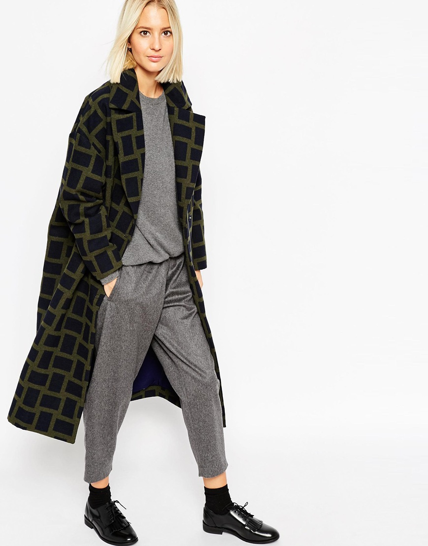 Collection Oversized Coat Pictures - Reikian