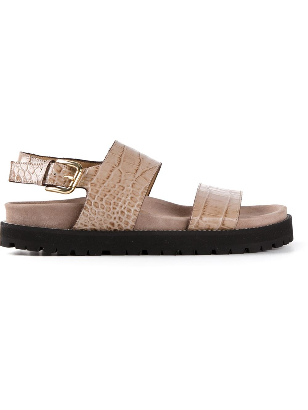 FOOTWEAR - Sandals Erika Cavallini Semi Couture