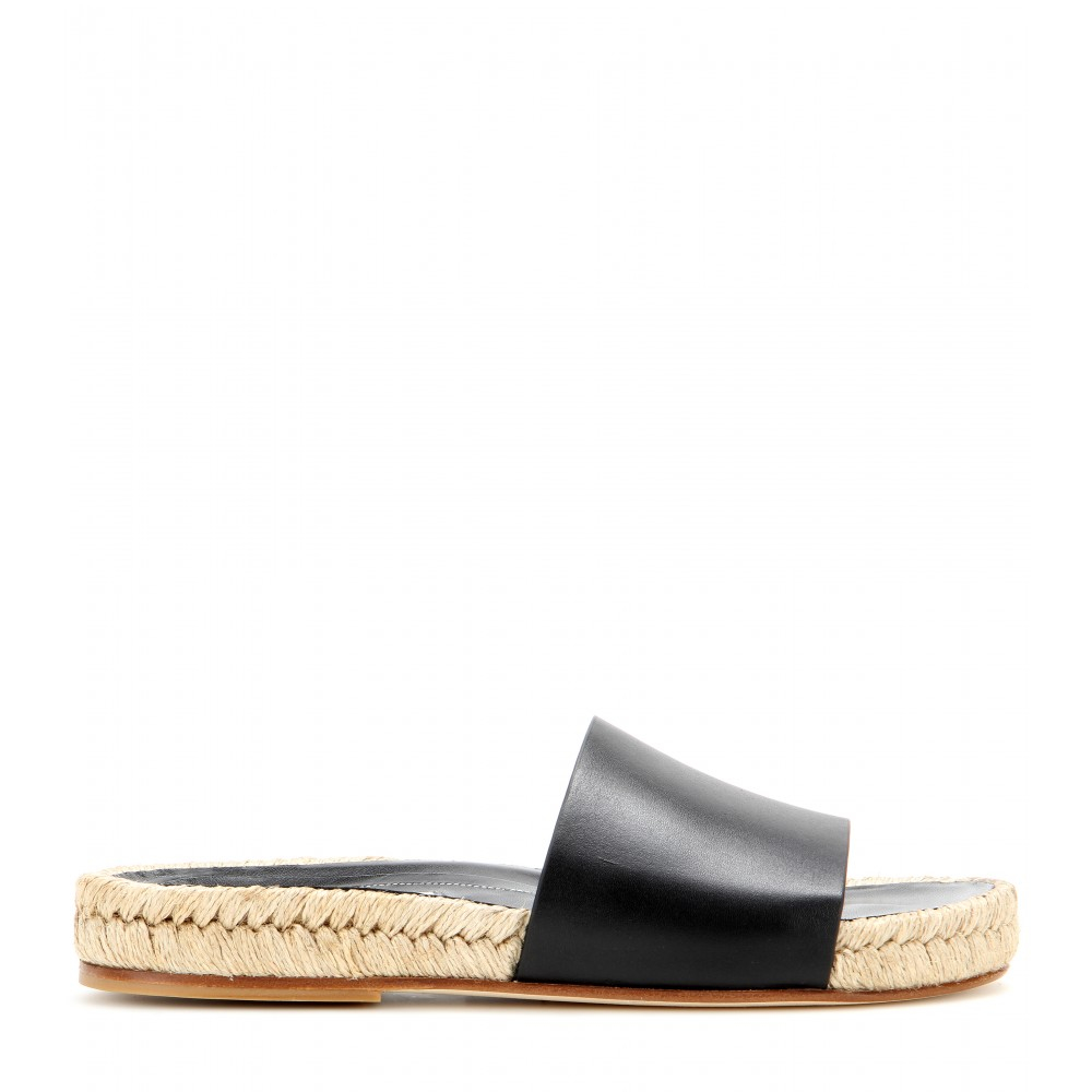 Balenciaga Leather Sandals Latest For Sale Cut-Price Get Online Outlet Cheapest MGzLuGzNJx