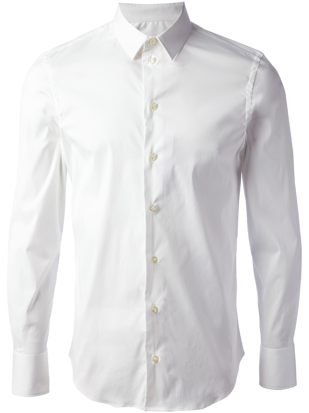 white collar shirt men artee shirt