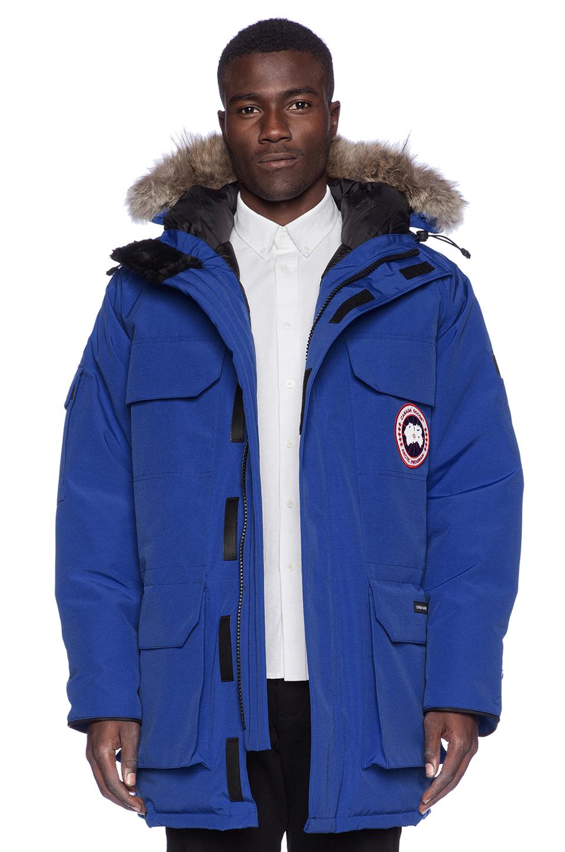 070062215065 top quality canada goose expedition parka blue womens adidas 031bb bde9b