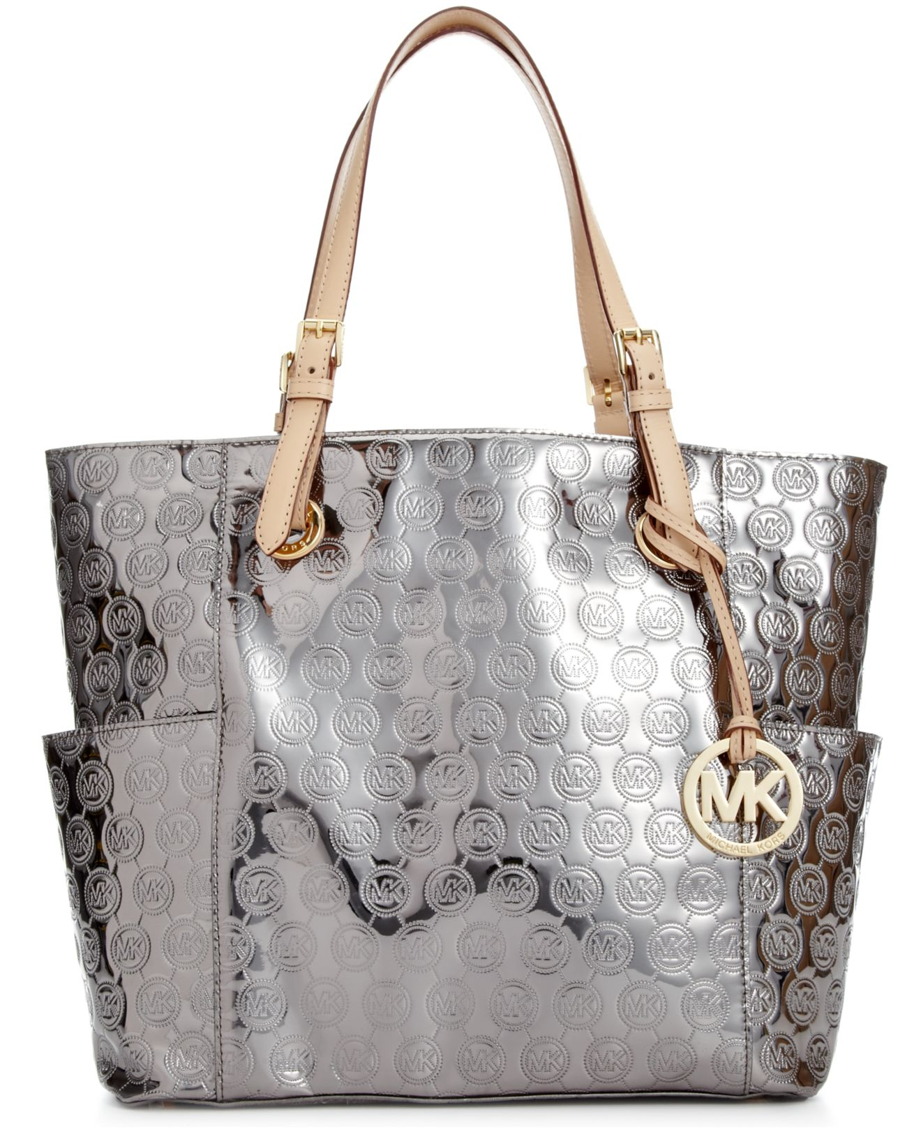 69073868d michael kors bag nickel