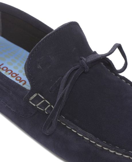 Drive Base Base London Suede Driving