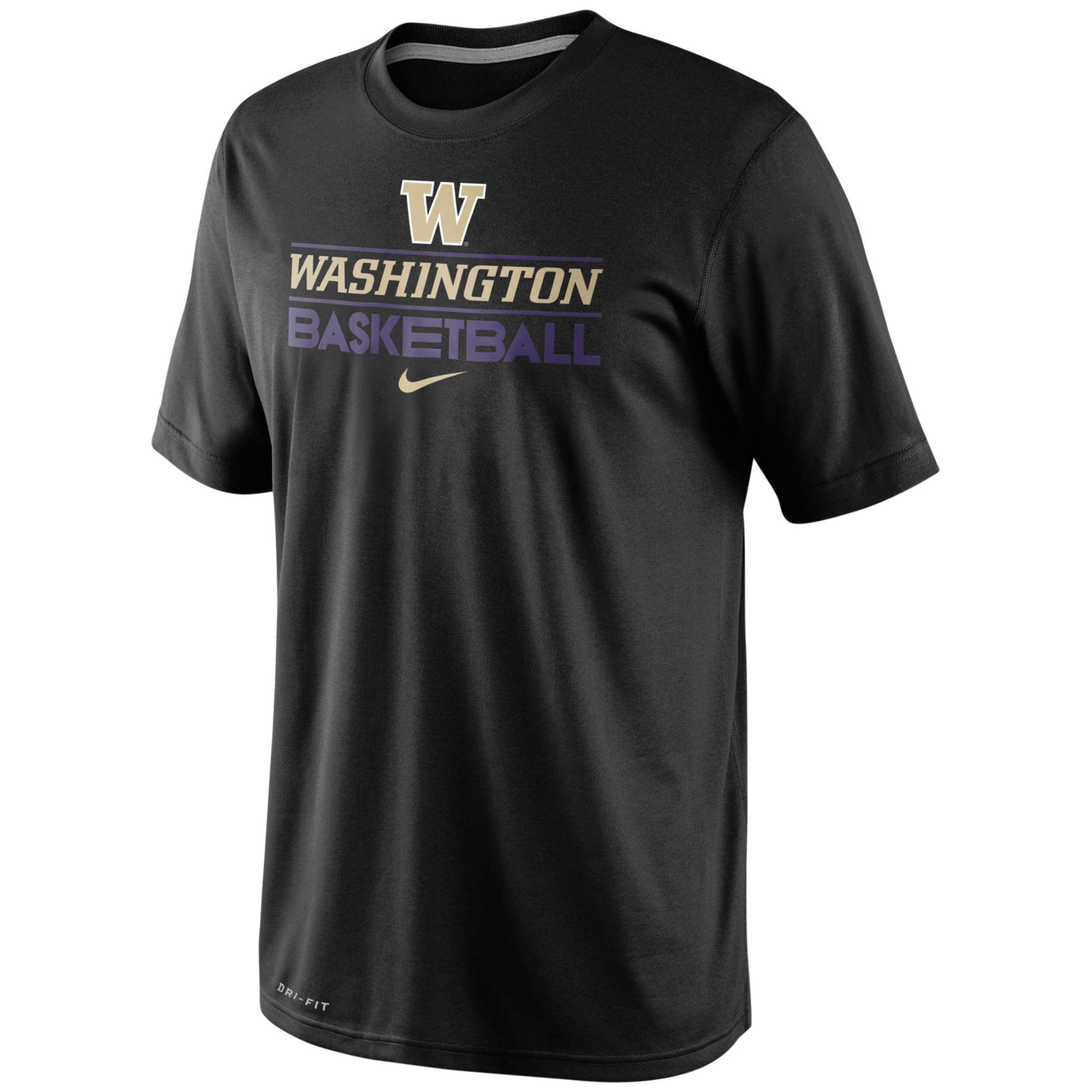 Nike Mens Washington Huskies Team Issue Basketball