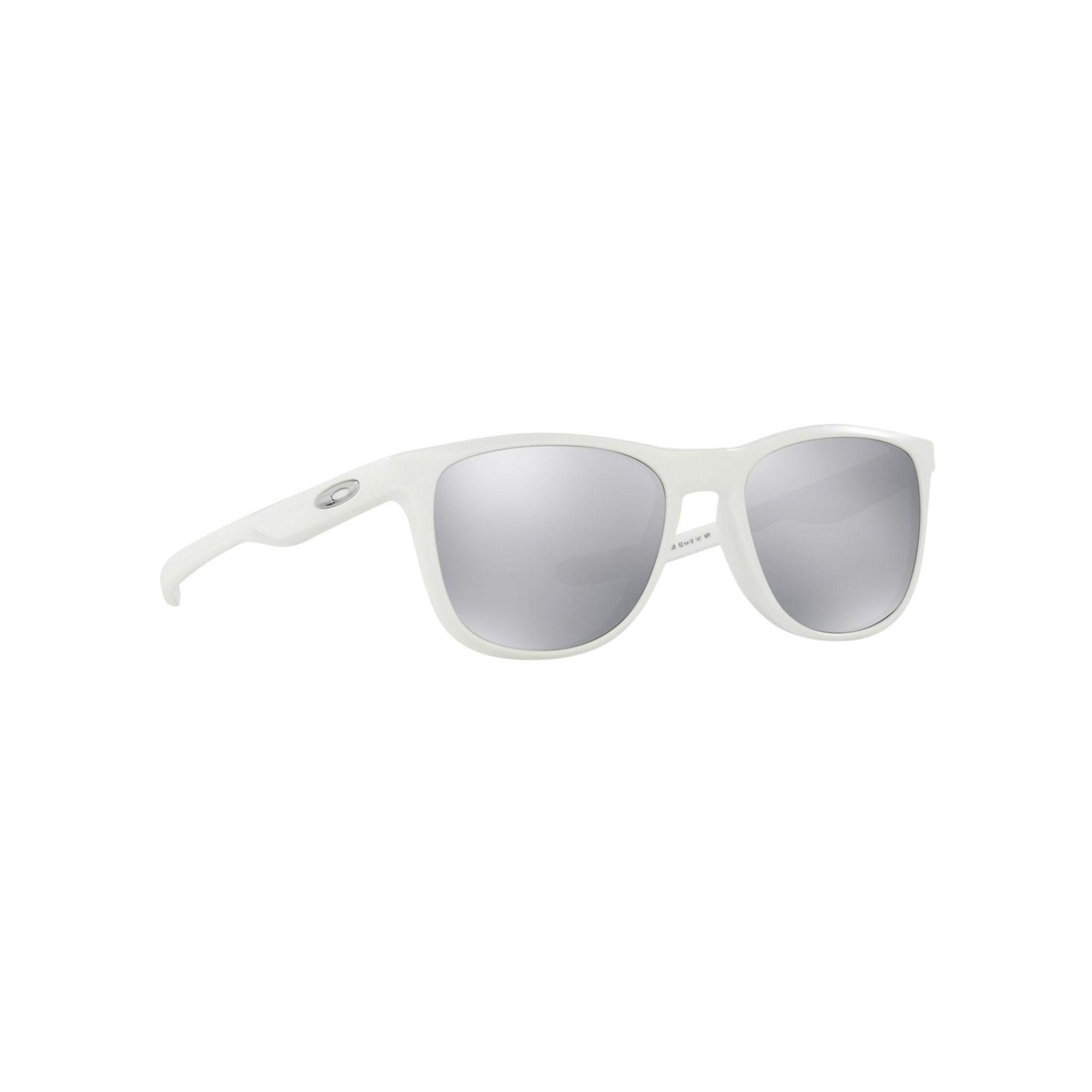 668d367b91 Oakley White  trillbe X  Oo9340 Rectangle Sunglasses in White for ...