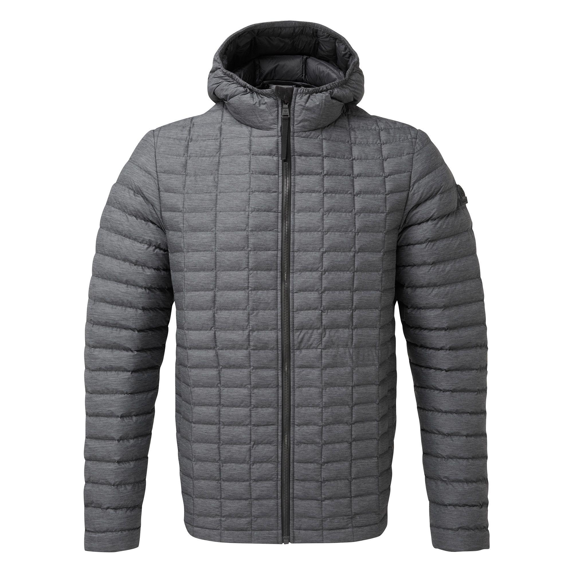 a619d1322 Tog 24 Dark Grey Marl Hewick Insulated Jacket in Gray for Men - Lyst