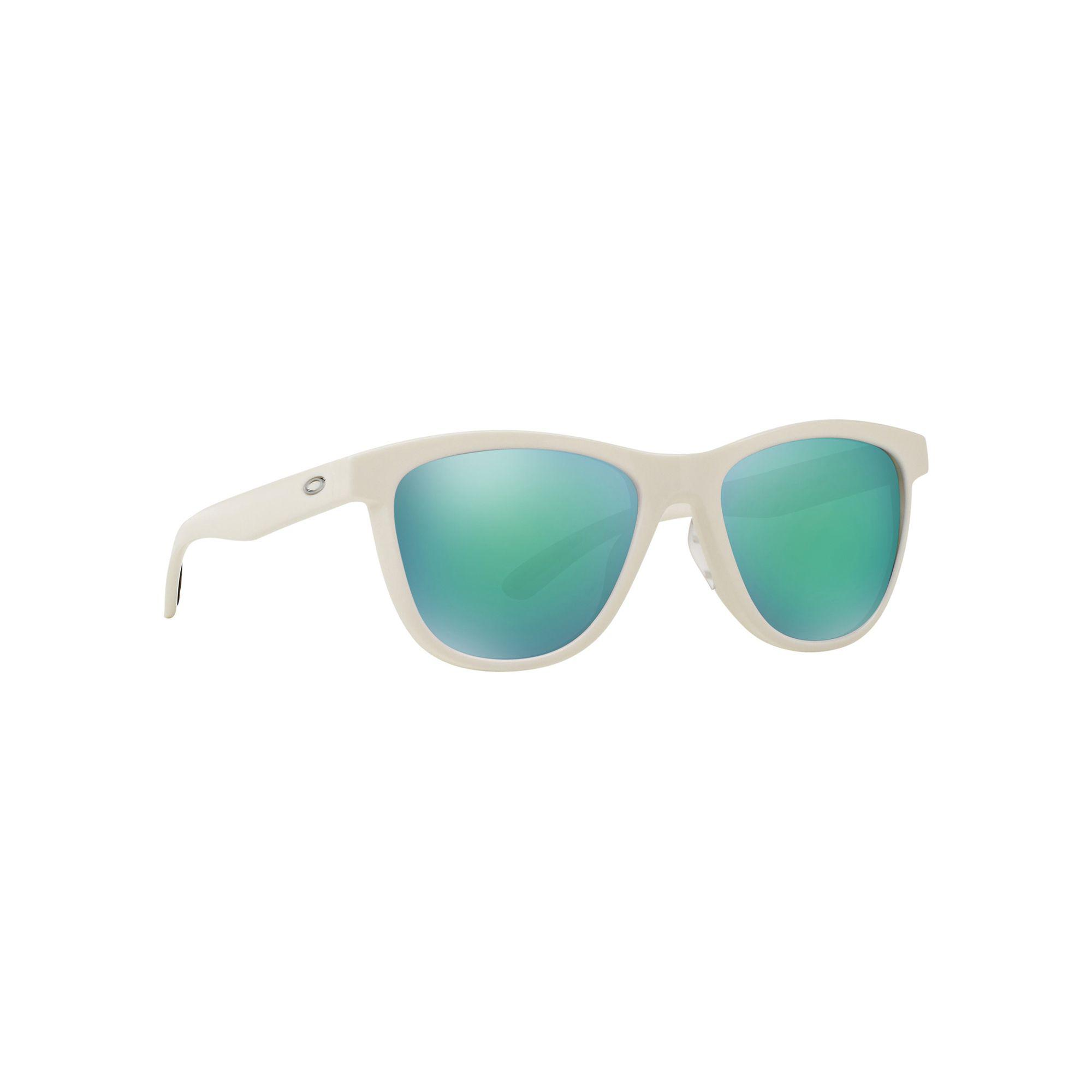 81ff7c86cc Oakley White  moonlighter  Oo9320 Round Sunglasses in White - Lyst