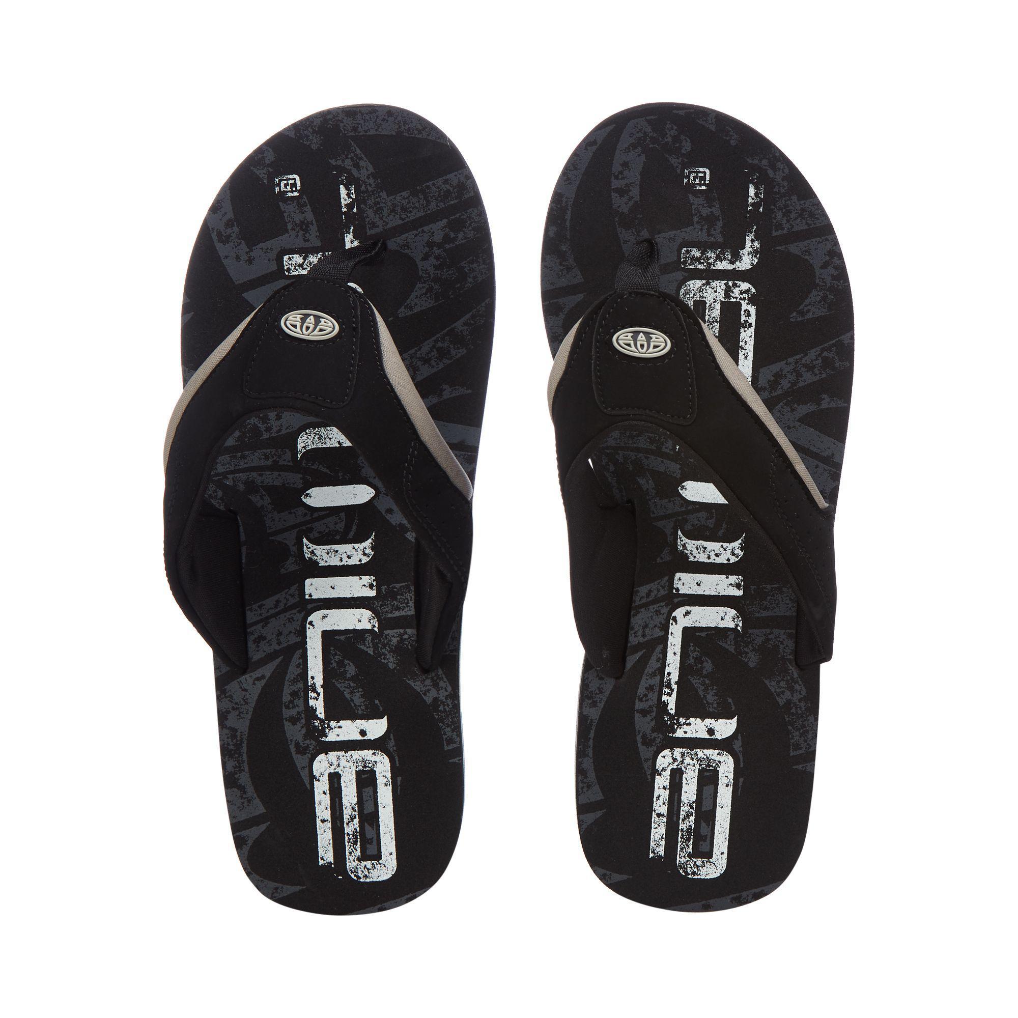 7ca0ccf881320 Animal Black  jekyll  Flip Flops in Black for Men - Lyst