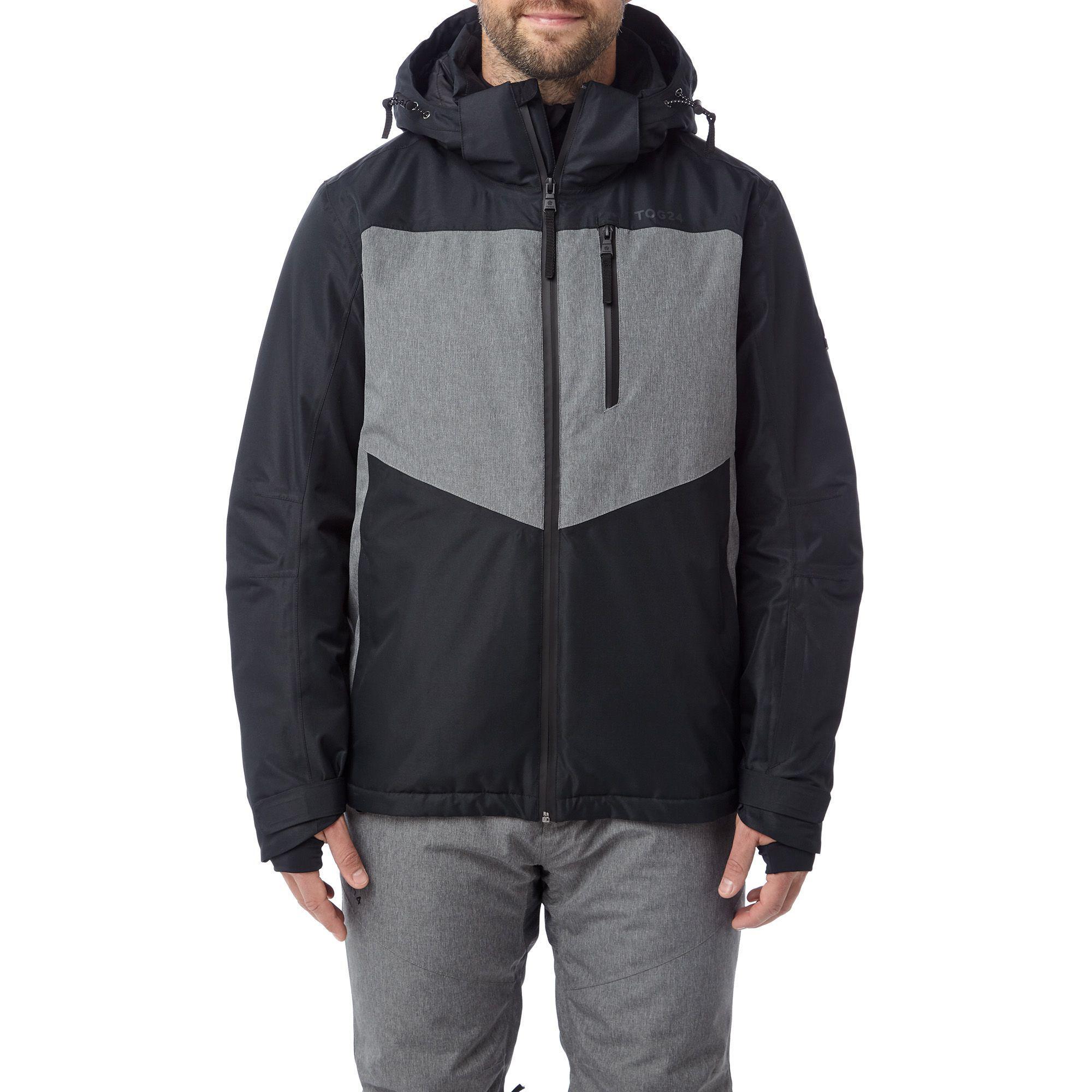 ... Grey Marl Blade Mens Insulated Ski Jacket for Men -. View fullscreen 340130790