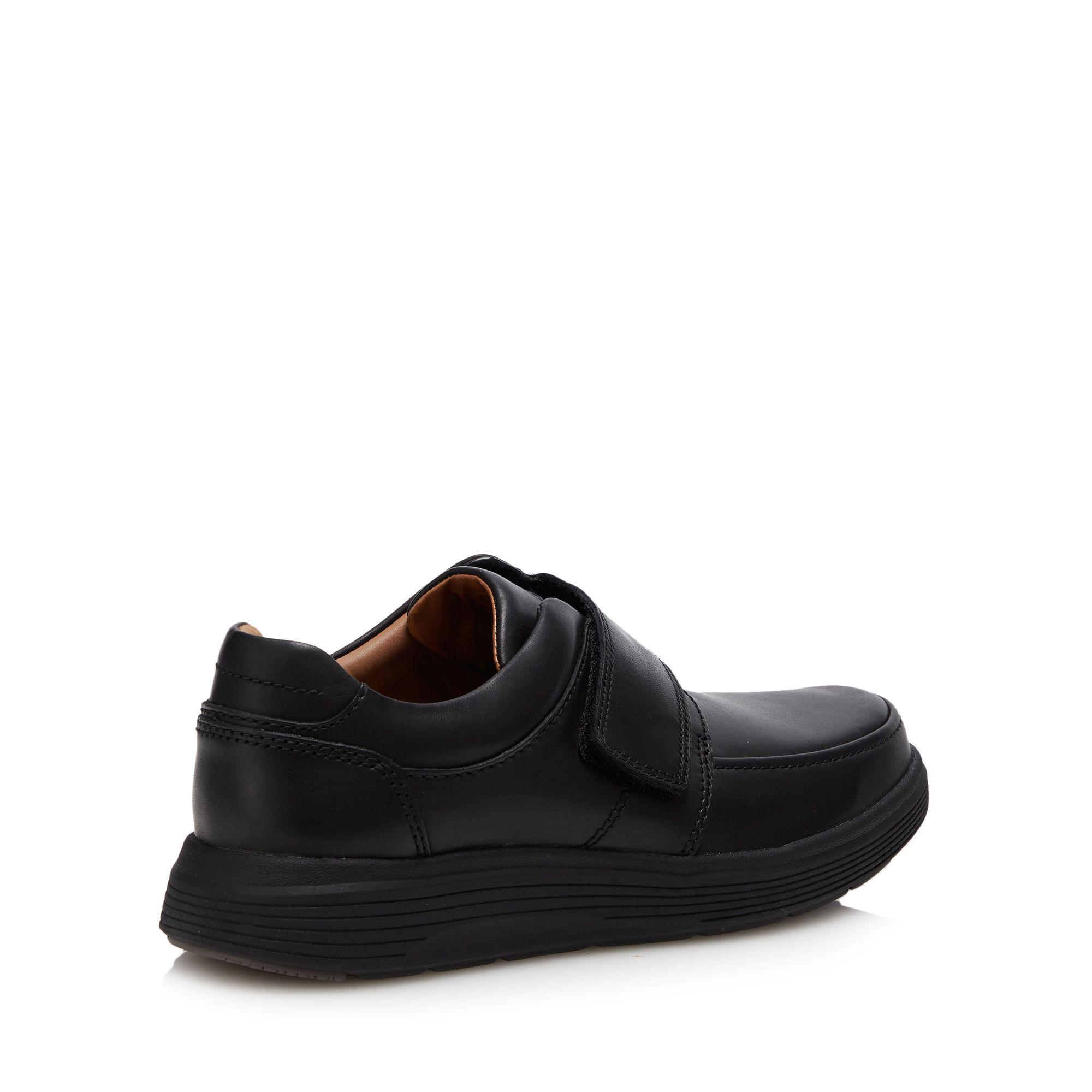 b0075aaa8e2 Dr. Martens Black Leather  un Abode  Shoes in Black for Men - Lyst
