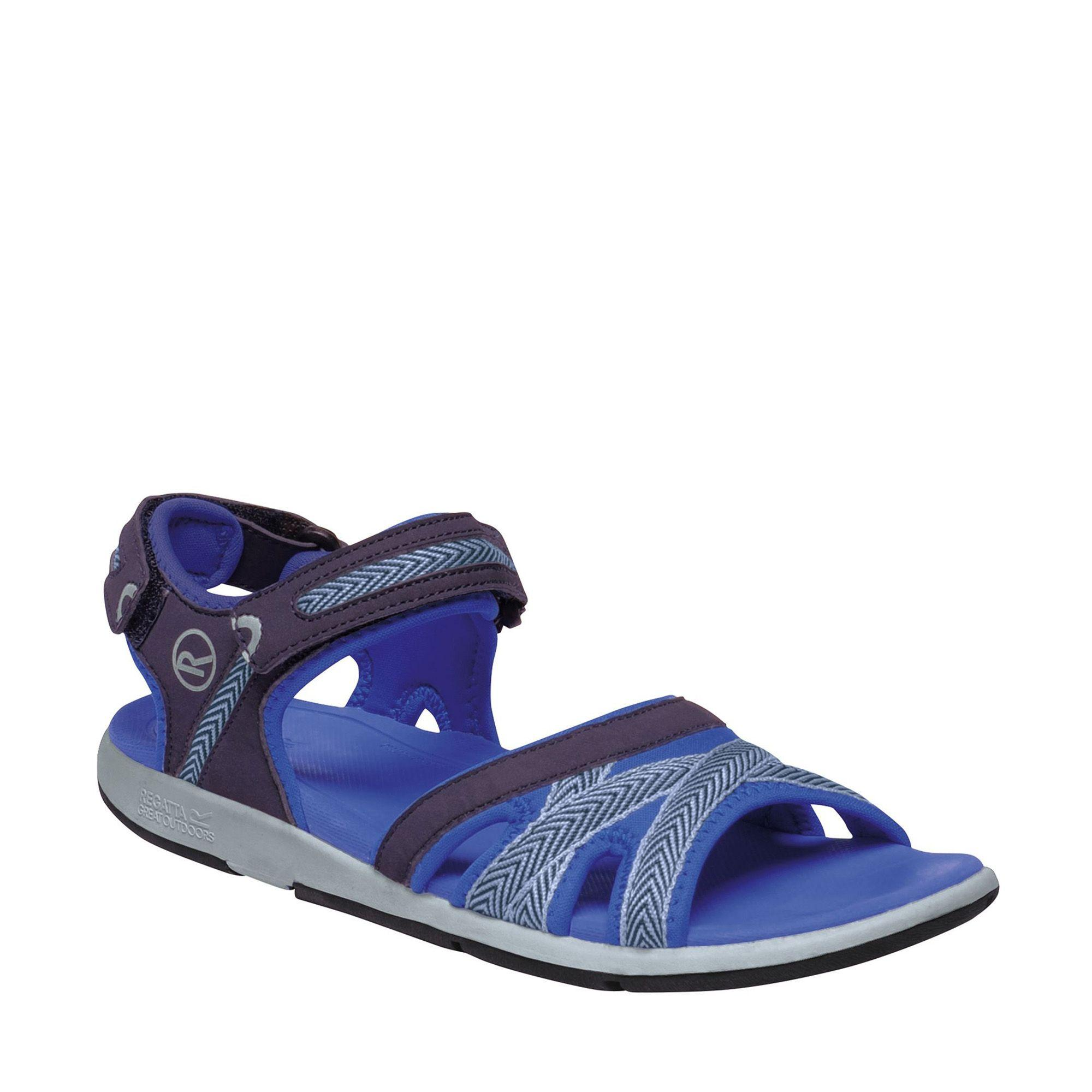 380263ca2b5 Regatta Blue Lady Santa Clara Sandals in Blue - Lyst
