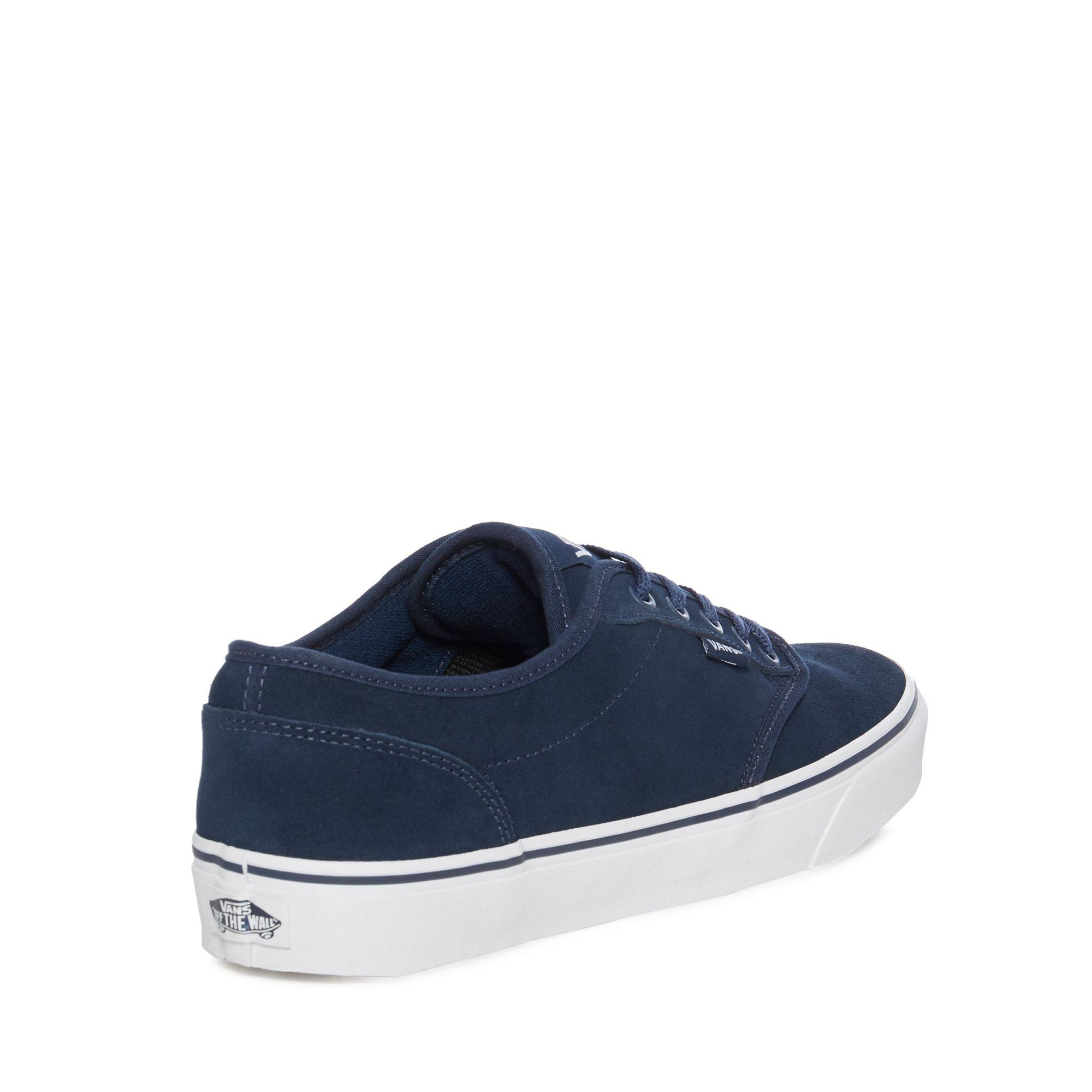 Navy suede 'Atwood' trainers outlet pictures cheap original 2015 cheap price low shipping cheap price cheap sale how much UYM6xTzDl