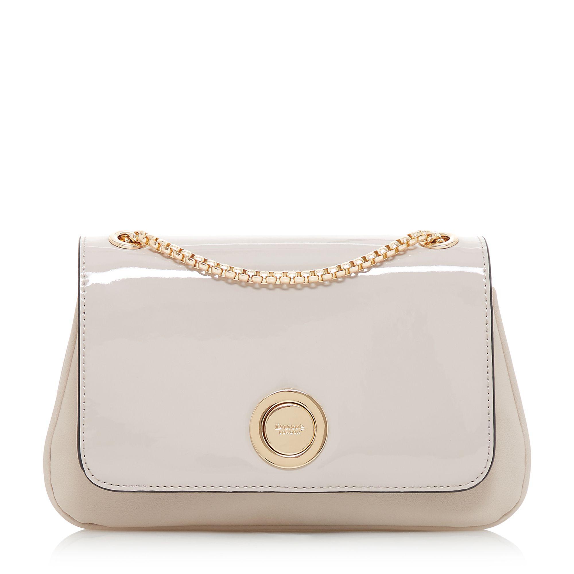 b00f033535 Dune Elfina Double Pocket Circle Shoulder Bag - Lyst