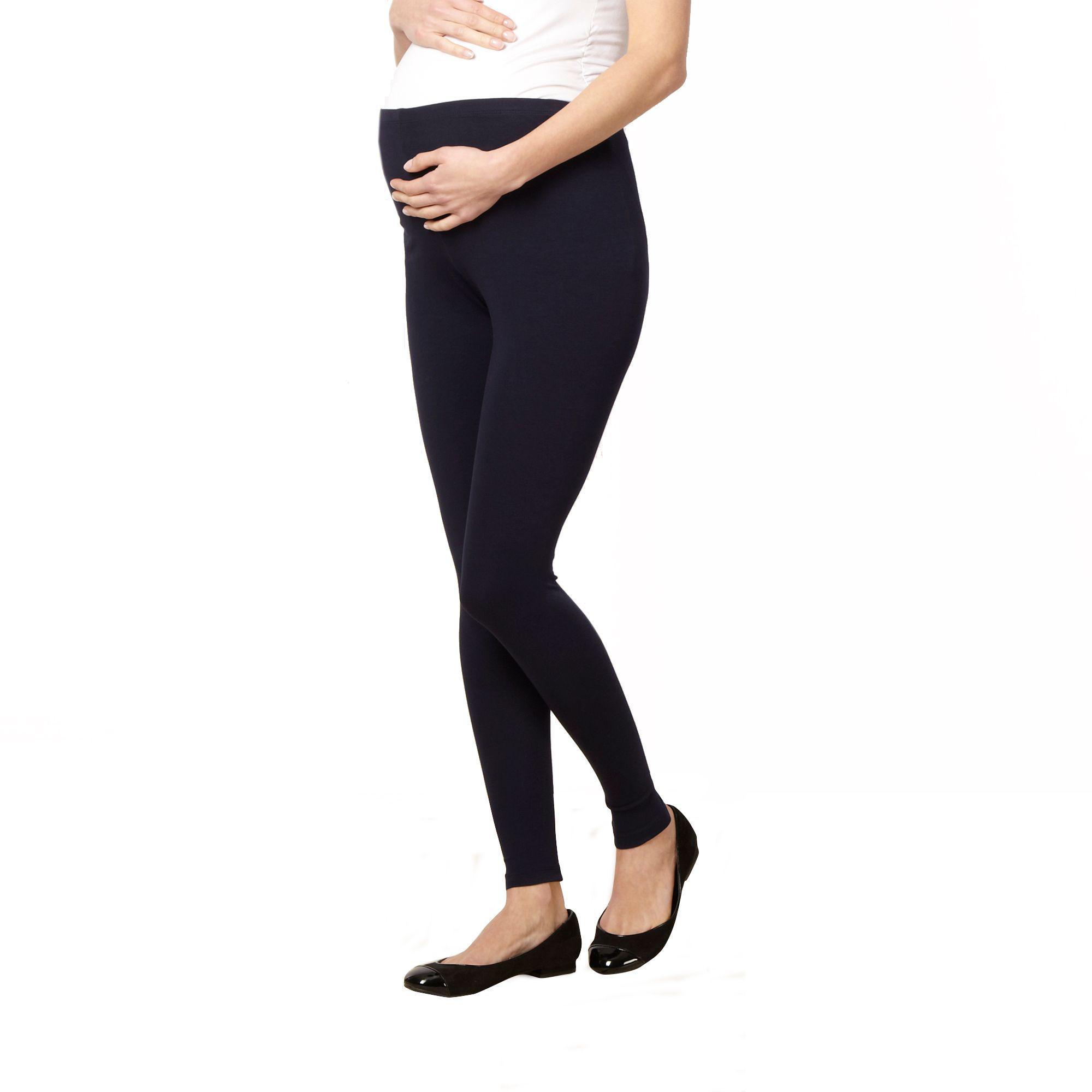 d433db11dde04d Red Herring Navy Full Length Maternity Leggings in Blue - Lyst