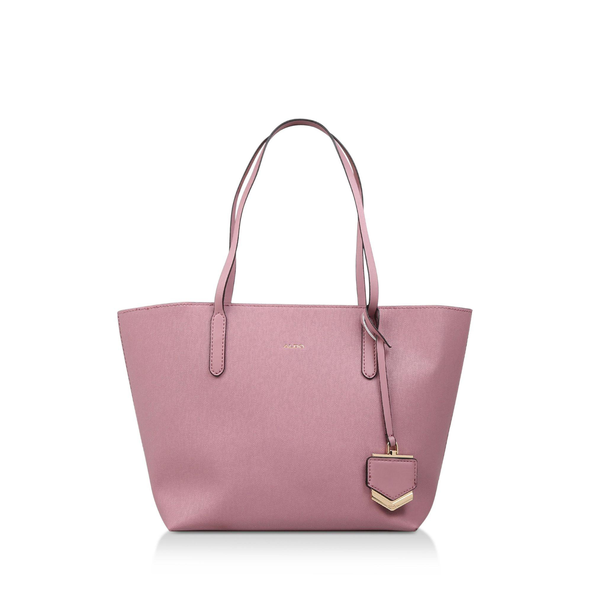 3ea4a69c4e0 ALDO Pink  dyer  Tote Bag in Pink - Lyst