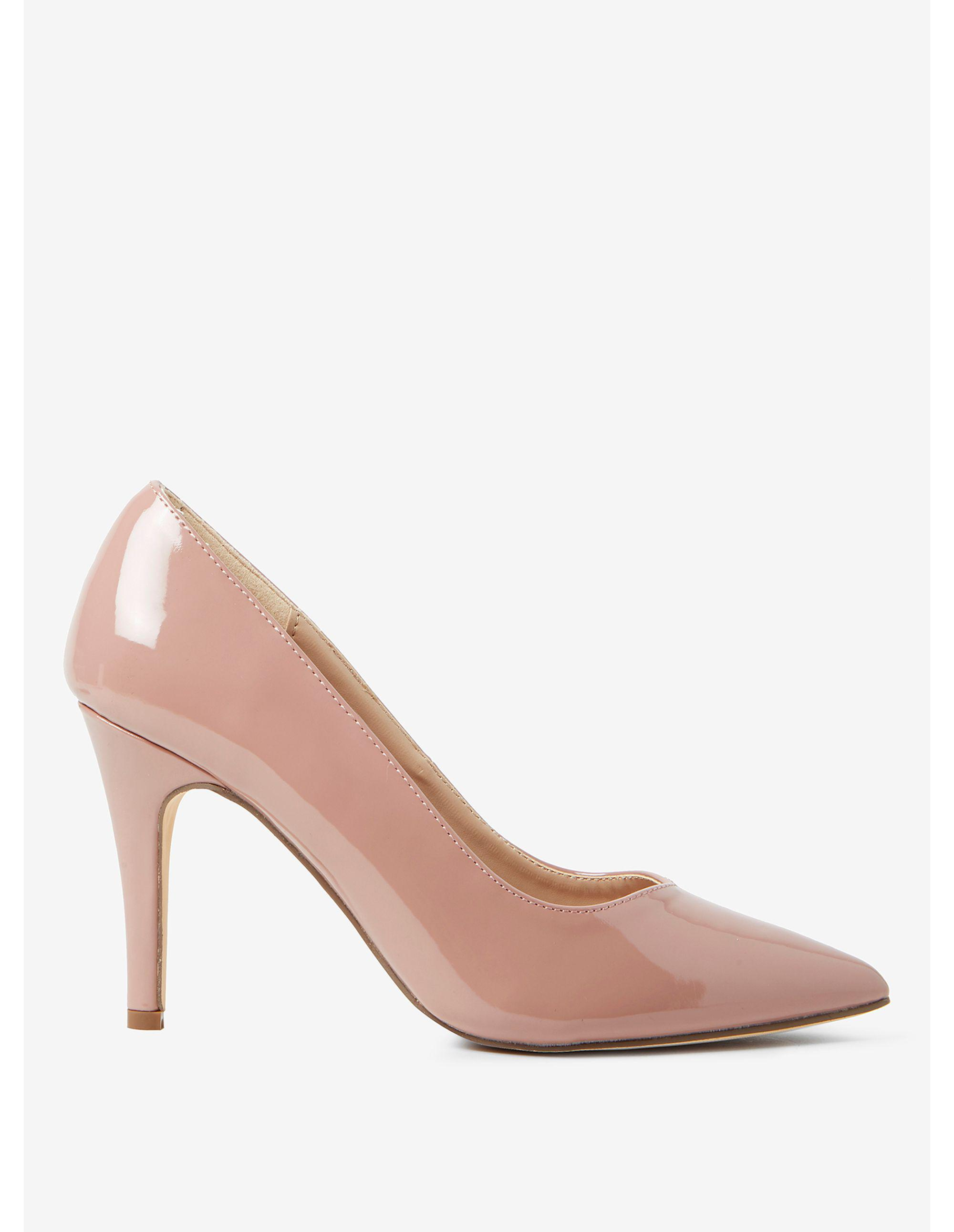 98830c459c Dorothy Perkins Rose Patent Drake Court Shoes in Pink - Lyst