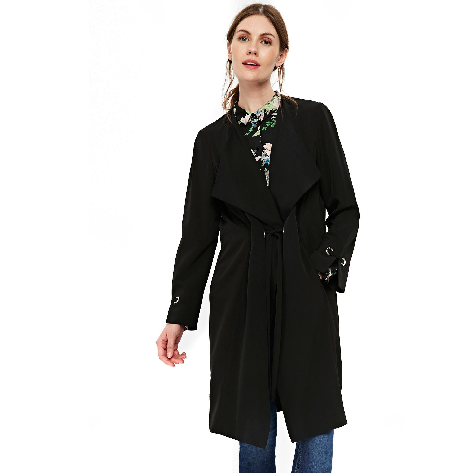 wallis Women's Eyelet Duster Coat Cheap Get To Buy Sale Authentic JsOMtDxWEN