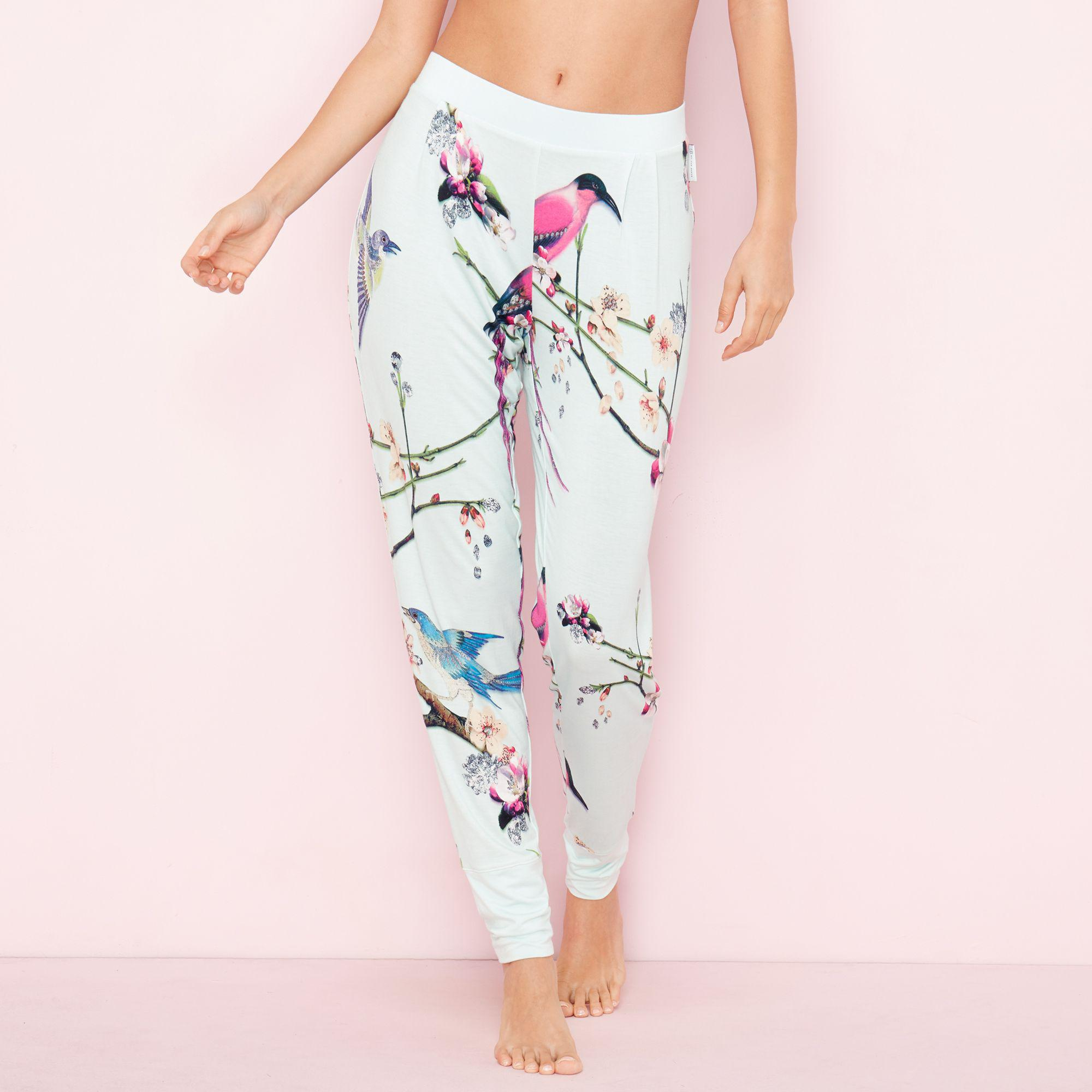 e9dcd04f0 Ted Baker Green  flight Of The Orient  Print Pyjama Bottoms in Green ...