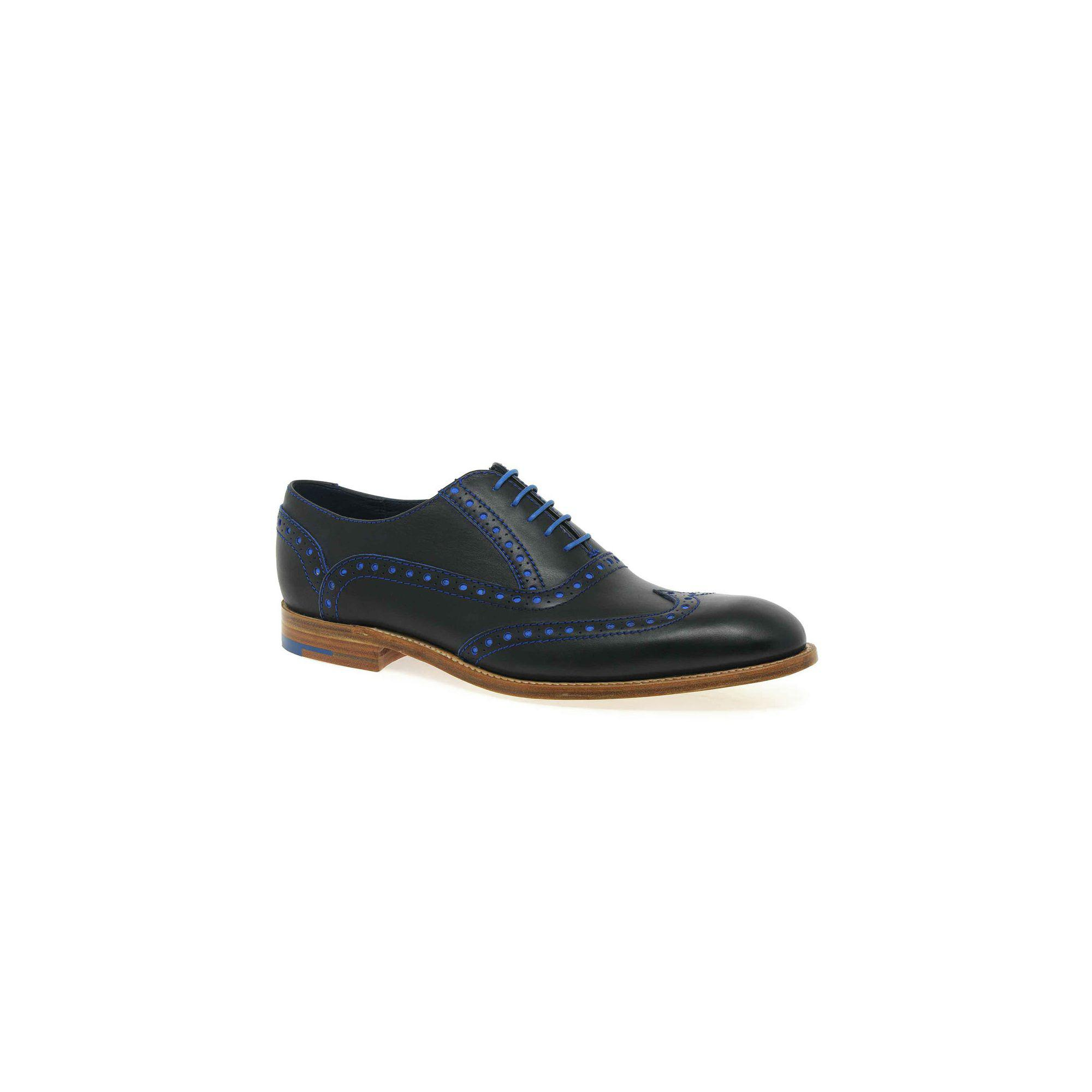 Navy 'Grant' Mens Wingtip Brogue cheap pay with paypal discount new arrival free shipping from china discount reliable MpkcFKzQC