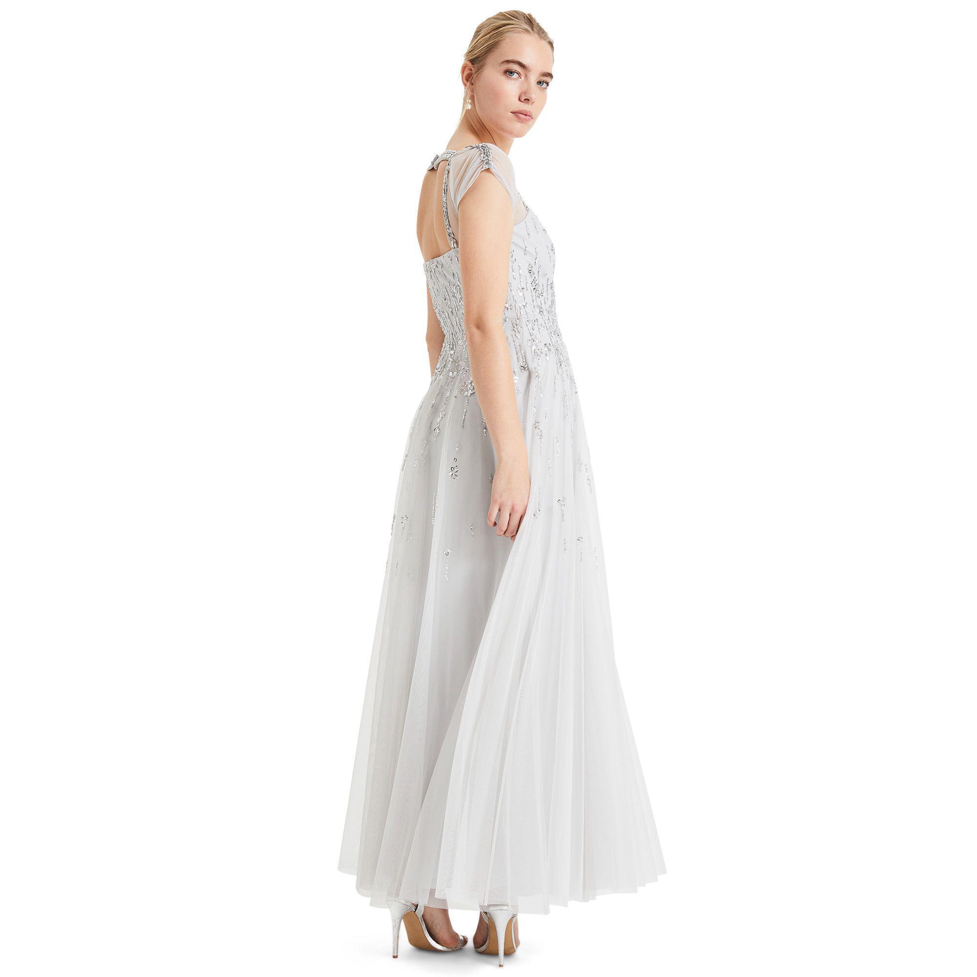 05d20670113c2 Phase Eight Metallic Mara Sequin Maxi Dress in Metallic - Lyst
