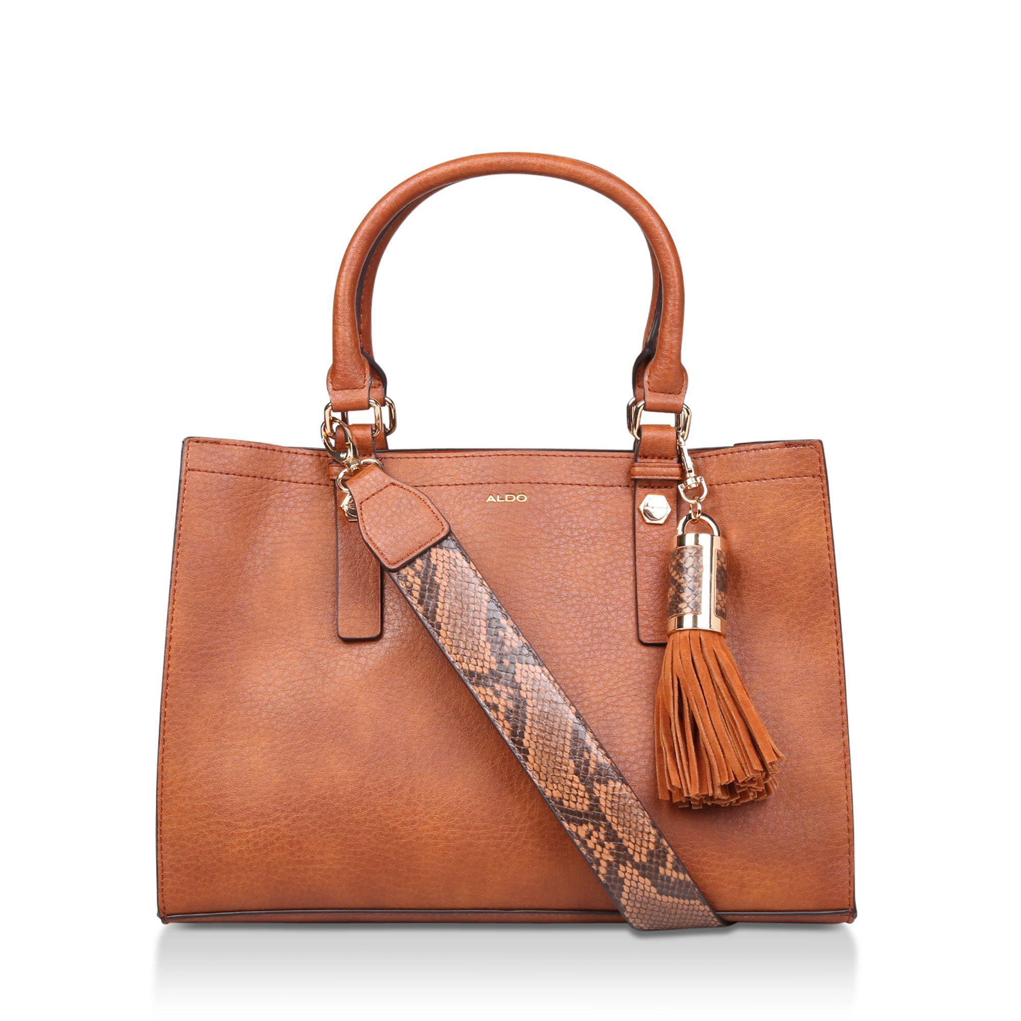 Women S Brown Zenawien Tote Bag